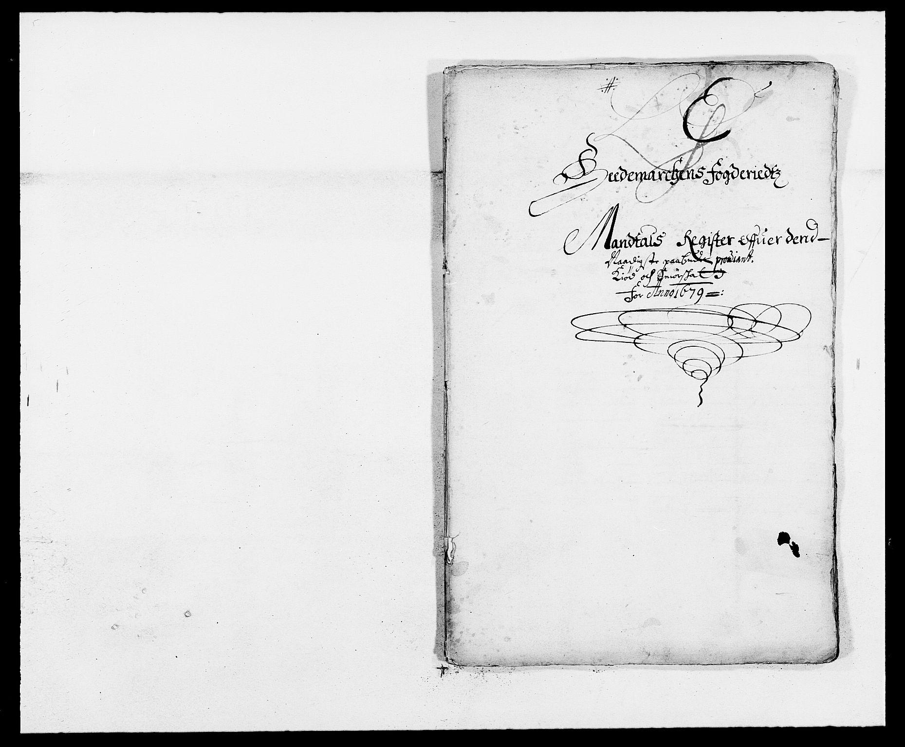 RA, Rentekammeret inntil 1814, Reviderte regnskaper, Fogderegnskap, R16/L1018: Fogderegnskap Hedmark, 1678-1679, s. 172