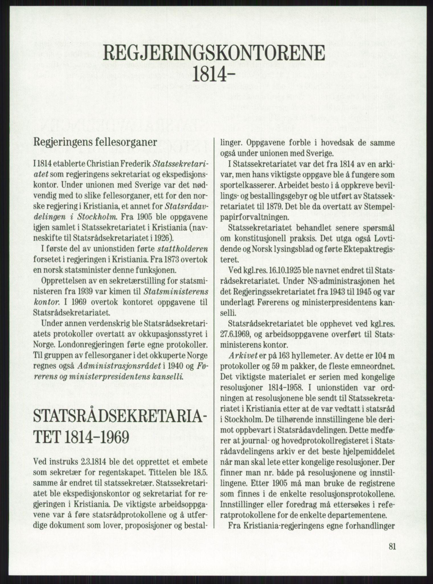 RA, Publikasjoner*, 1974-1977, s. 81