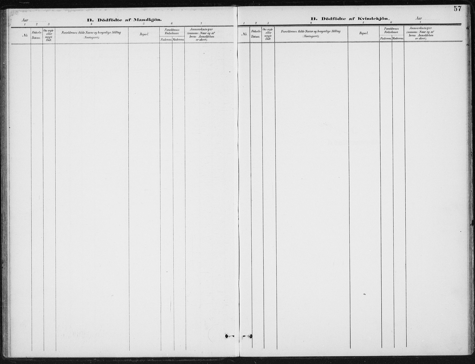SAH, Østre Gausdal prestekontor, Ministerialbok nr. 5, 1902-1920, s. 57