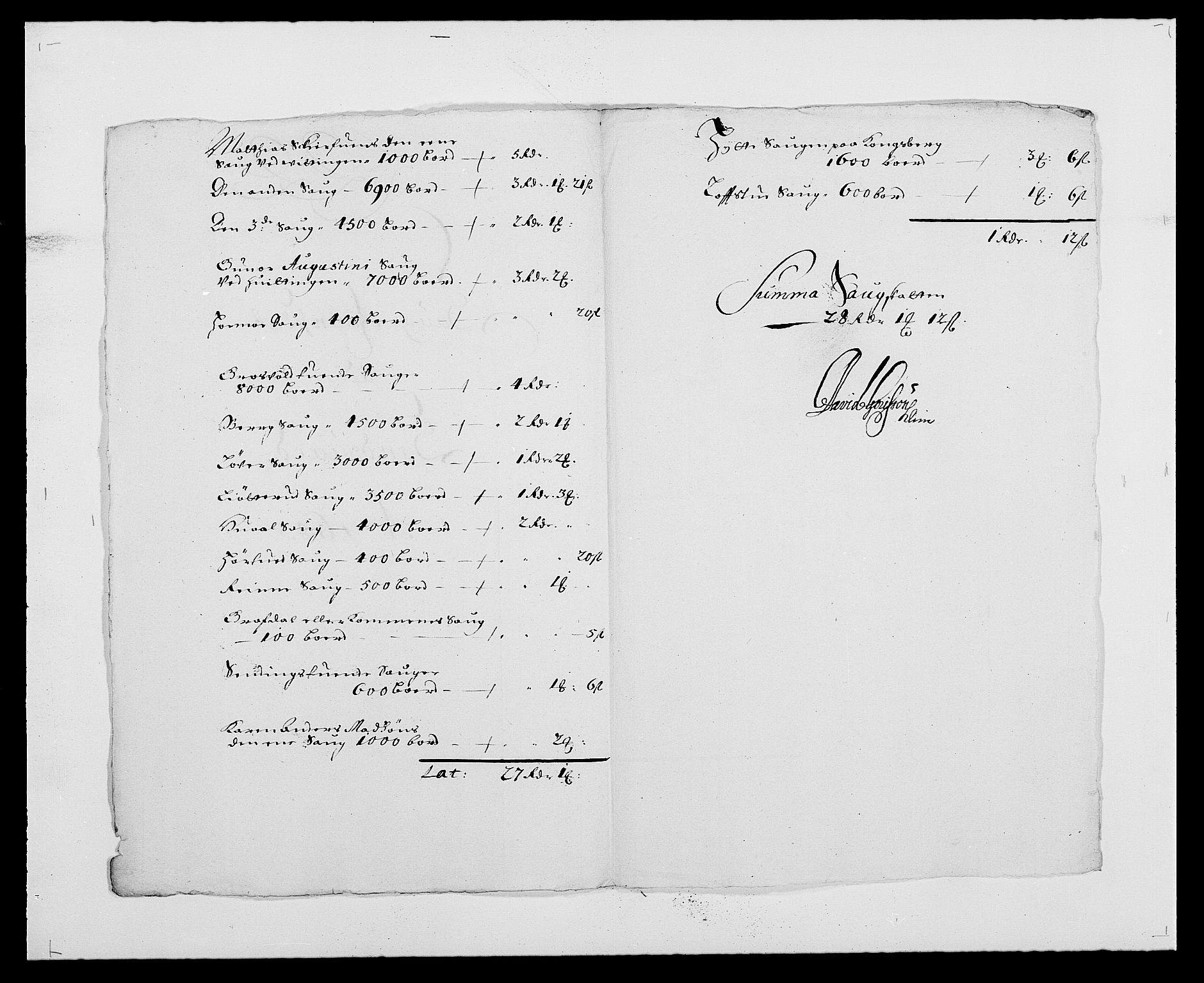 RA, Rentekammeret inntil 1814, Reviderte regnskaper, Fogderegnskap, R24/L1570: Fogderegnskap Numedal og Sandsvær, 1679-1686, s. 348