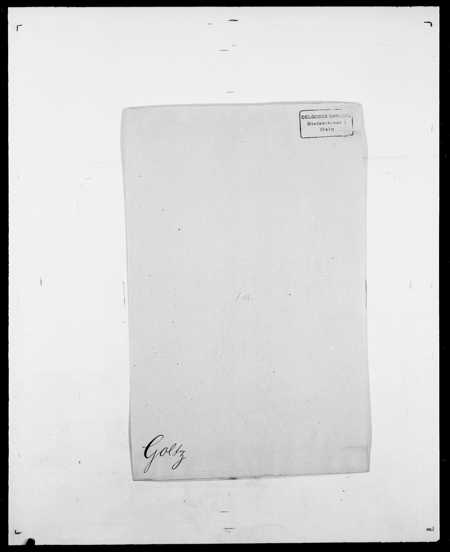 SAO, Delgobe, Charles Antoine - samling, D/Da/L0014: Giebdhausen - Grip, s. 375