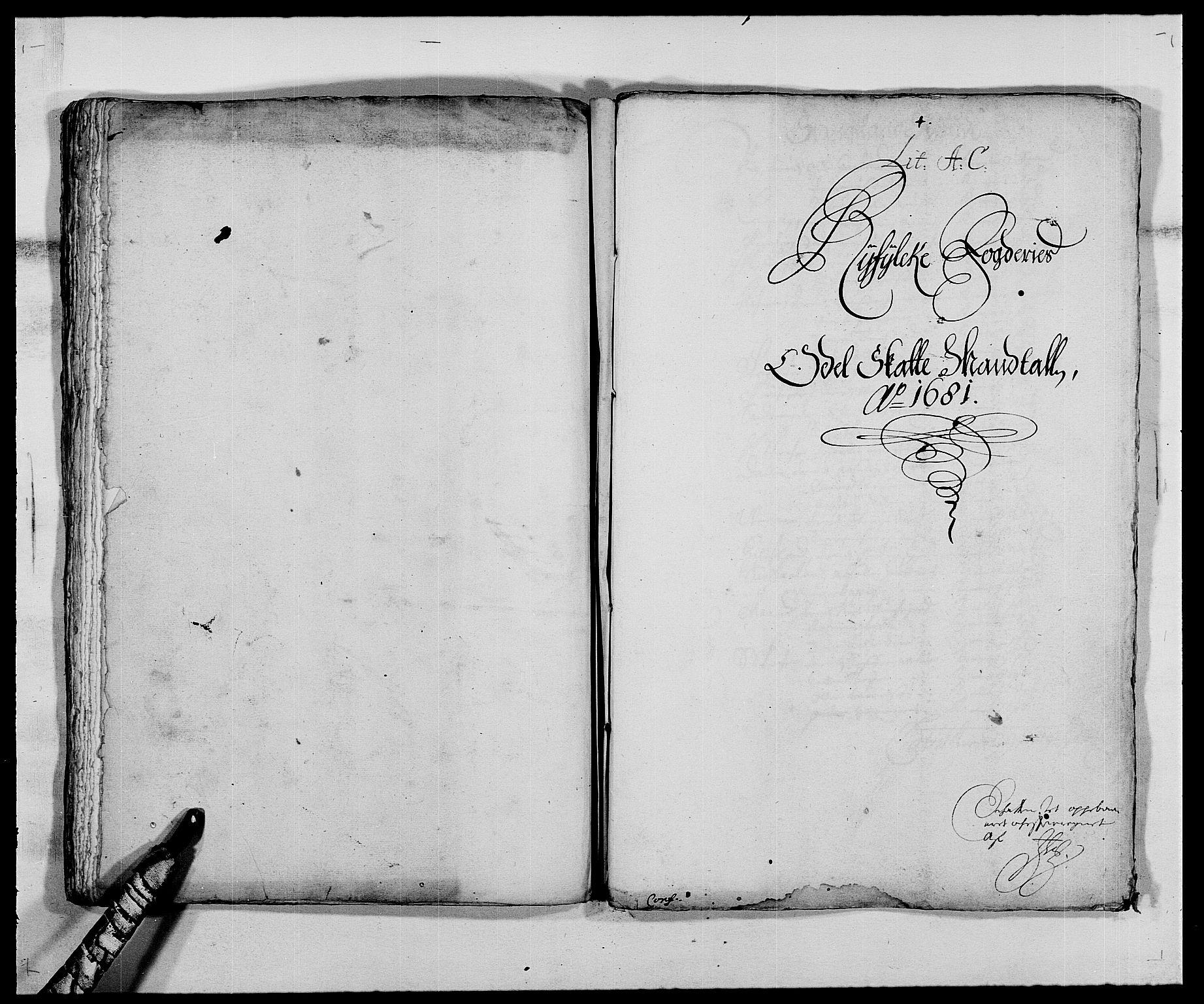 RA, Rentekammeret inntil 1814, Reviderte regnskaper, Fogderegnskap, R47/L2852: Fogderegnskap Ryfylke, 1681, s. 45