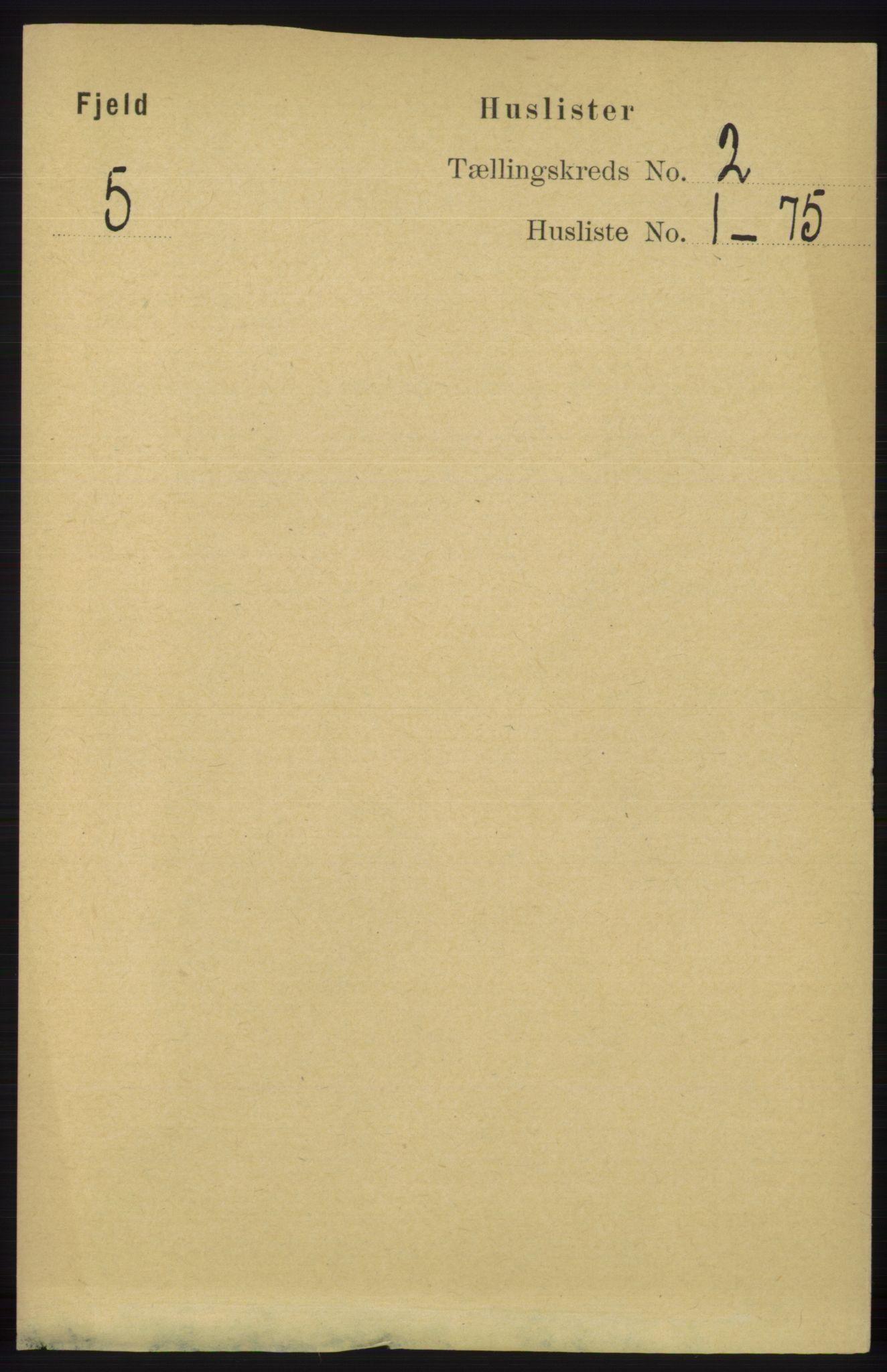 RA, Folketelling 1891 for 1246 Fjell herred, 1891, s. 620