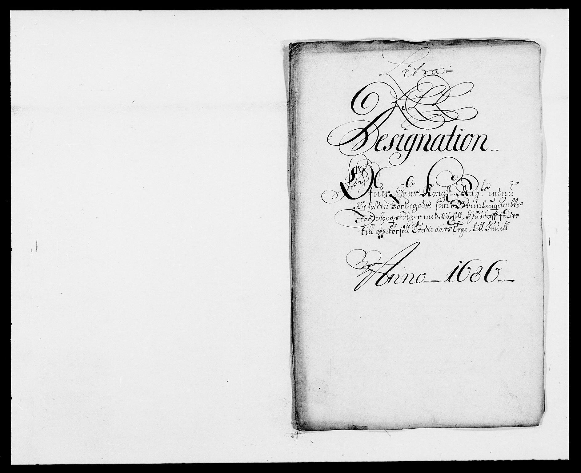 RA, Rentekammeret inntil 1814, Reviderte regnskaper, Fogderegnskap, R33/L1970: Fogderegnskap Larvik grevskap, 1675-1687, s. 138