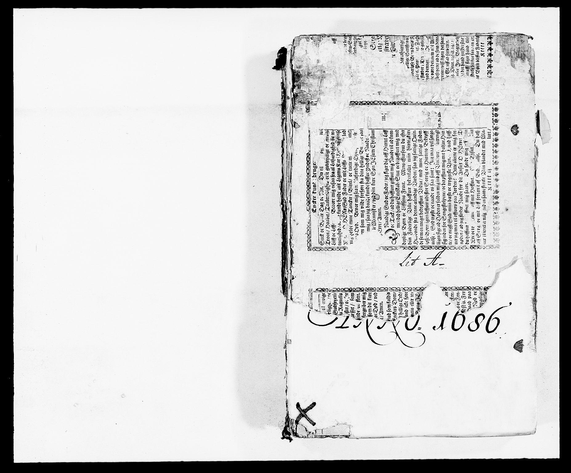 RA, Rentekammeret inntil 1814, Reviderte regnskaper, Fogderegnskap, R16/L1027: Fogderegnskap Hedmark, 1686, s. 21