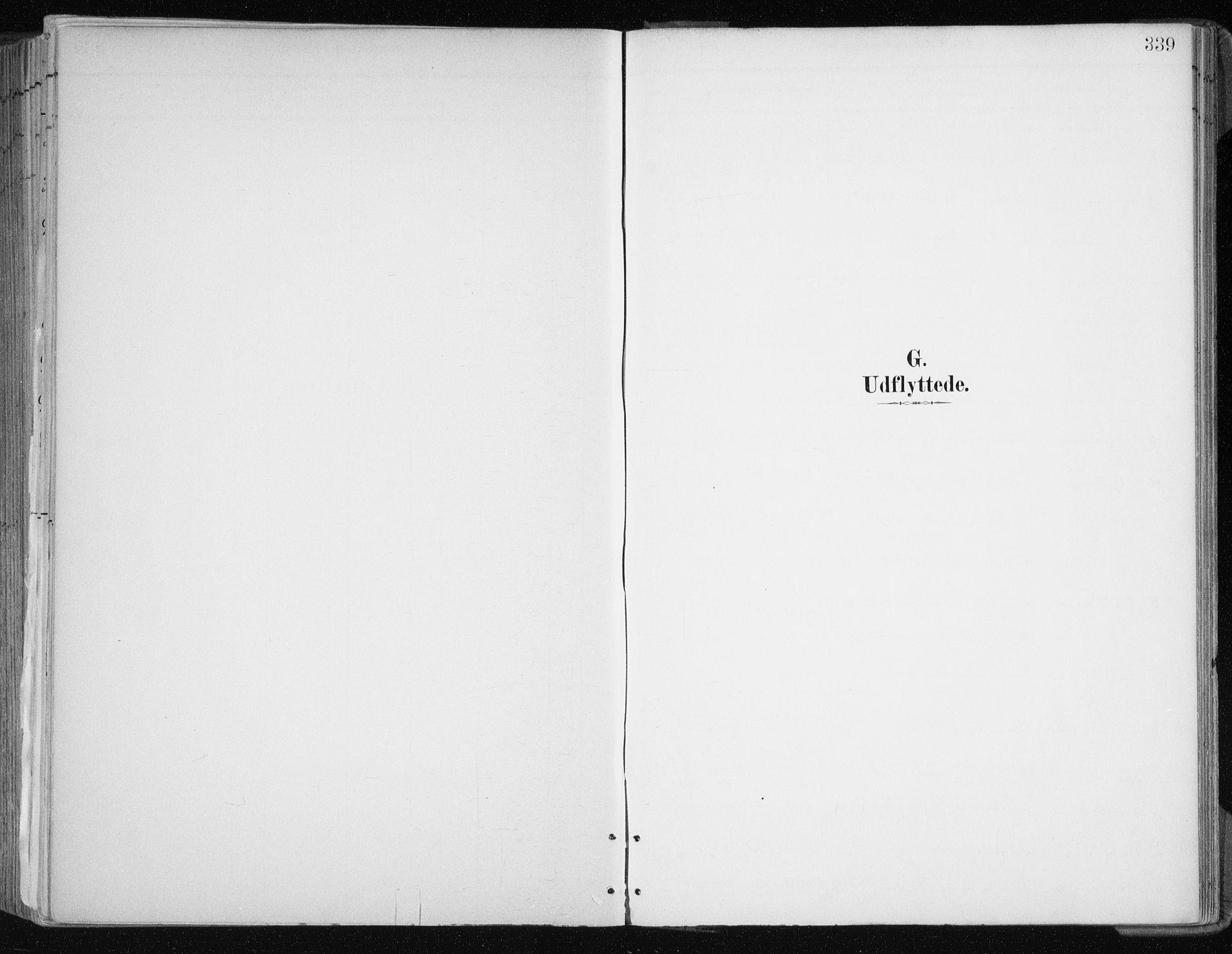 SATØ, Tromsøysund sokneprestkontor, G/Ga/L0005kirke: Ministerialbok nr. 5, 1888-1896, s. 339