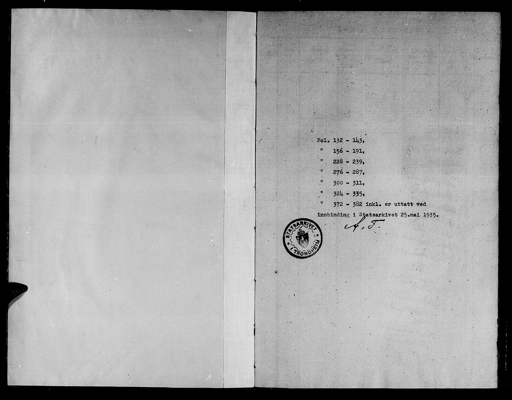 SAT, Ministerialprotokoller, klokkerbøker og fødselsregistre - Sør-Trøndelag, 692/L1102: Ministerialbok nr. 692A02, 1816-1842