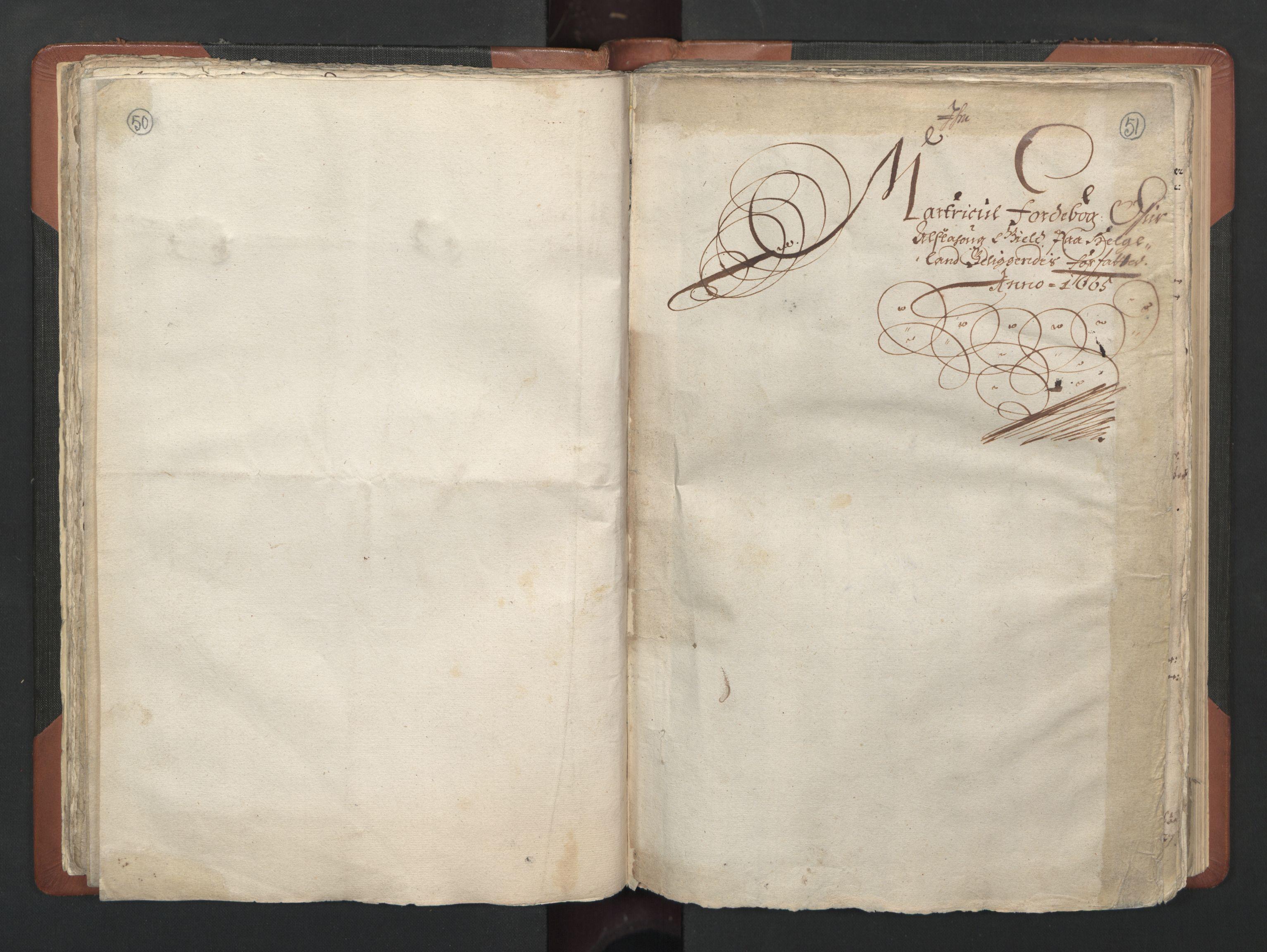 RA, Fogdenes og sorenskrivernes manntall 1664-1666, nr. 20: Fogderier (len og skipreider) i nåværende Nordland fylke, Troms fylke og Finnmark fylke, 1665, s. 50-51