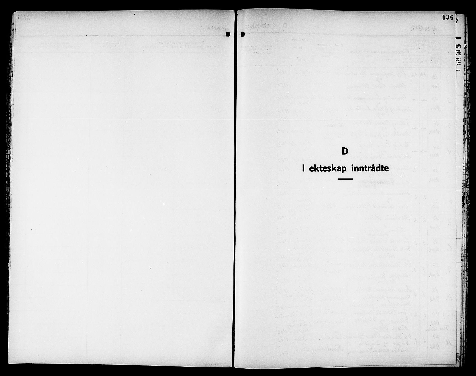 SAT, Ministerialprotokoller, klokkerbøker og fødselsregistre - Nord-Trøndelag, 749/L0487: Ministerialbok nr. 749D03, 1887-1902, s. 136