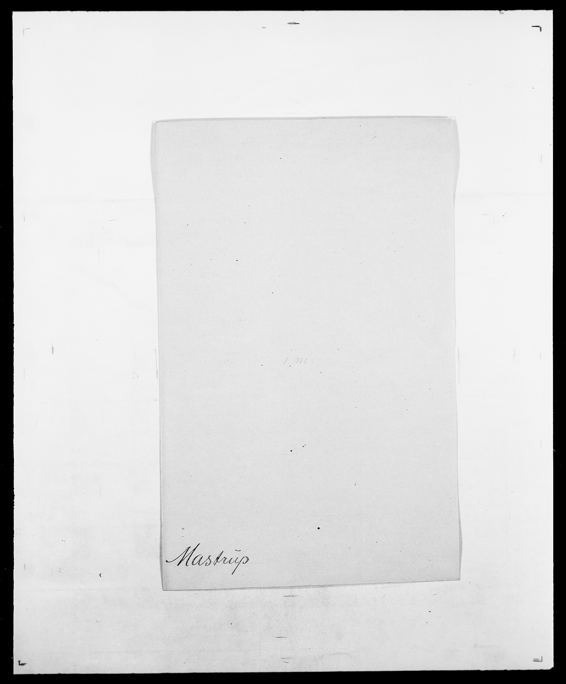 SAO, Delgobe, Charles Antoine - samling, D/Da/L0025: Løberg - Mazar, s. 506
