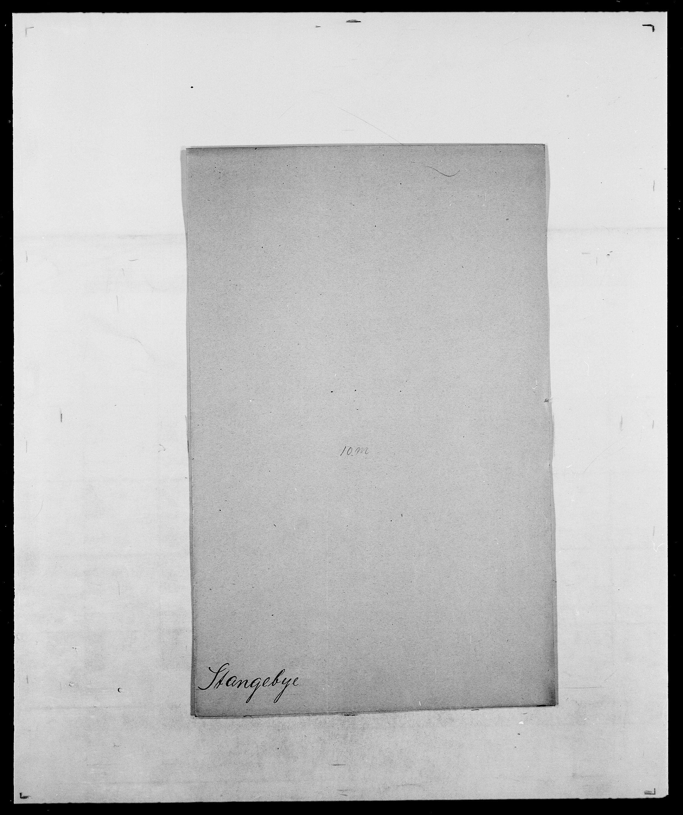 SAO, Delgobe, Charles Antoine - samling, D/Da/L0036: Skaanør - Staverskov, s. 982