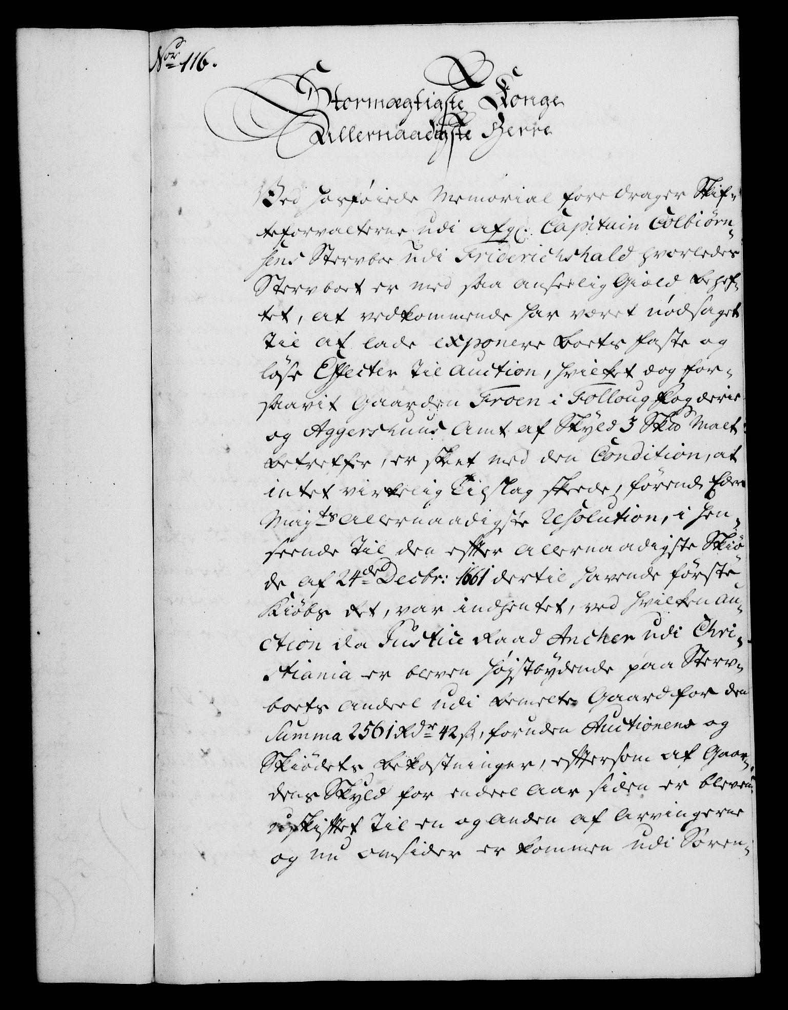 RA, Rentekammeret, Kammerkanselliet, G/Gf/Gfa/L0043: Norsk relasjons- og resolusjonsprotokoll (merket RK 52.43), 1761, s. 434