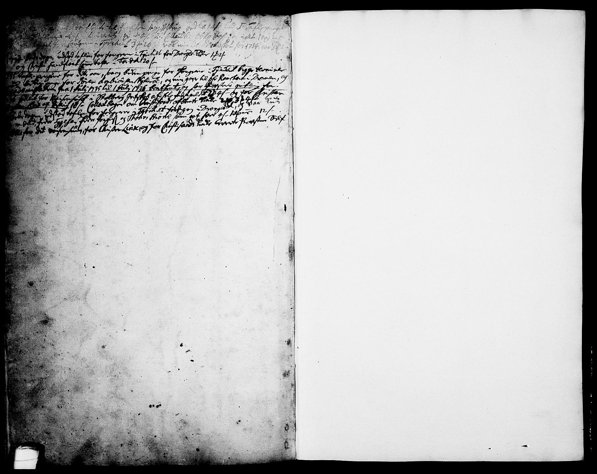 SAKO, Drangedal kirkebøker, F/Fa/L0002: Ministerialbok nr. 2, 1733-1753, s. 67-68
