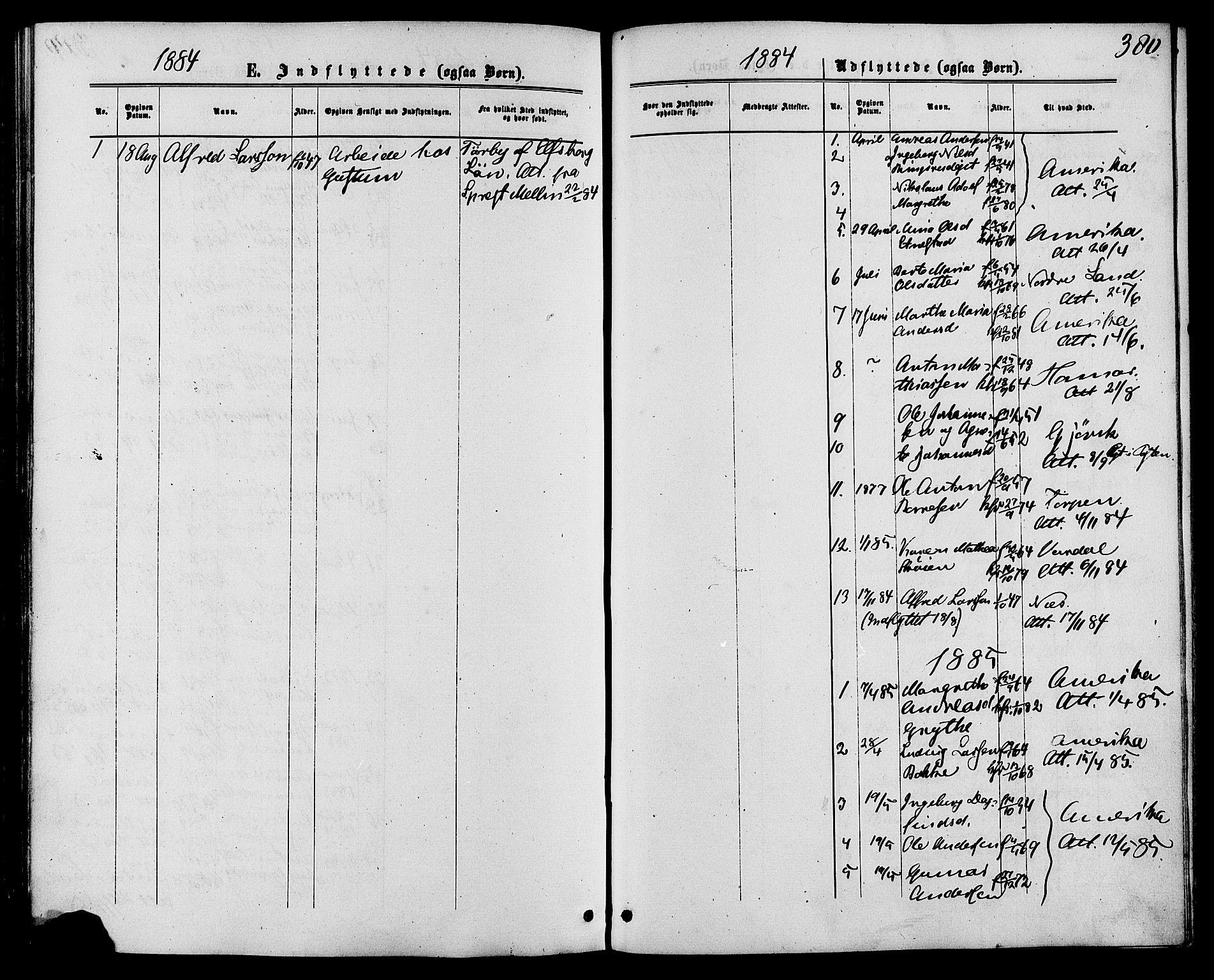 SAH, Biri prestekontor, Ministerialbok nr. 6, 1877-1886, s. 380