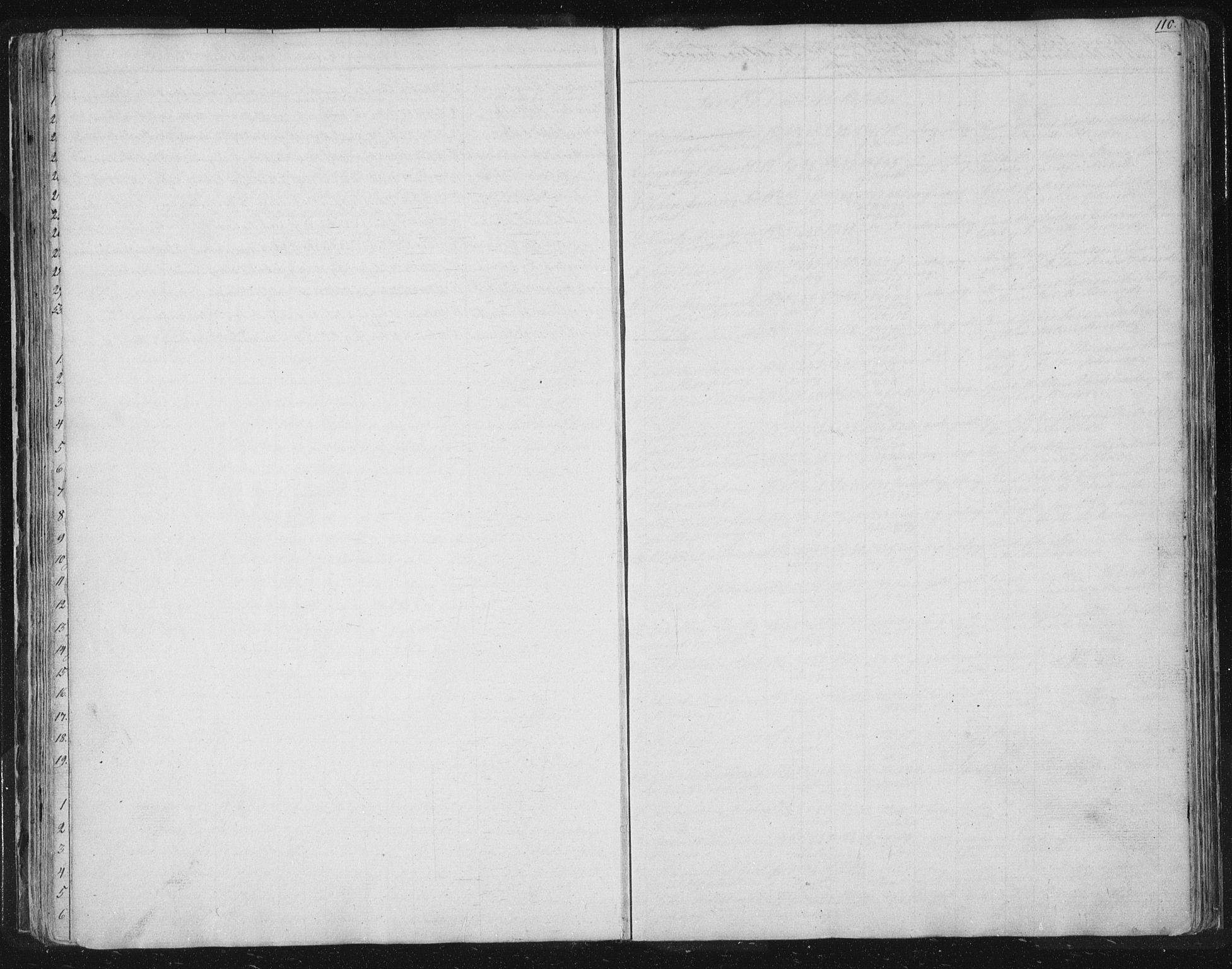 SAT, Ministerialprotokoller, klokkerbøker og fødselsregistre - Sør-Trøndelag, 616/L0406: Ministerialbok nr. 616A03, 1843-1879, s. 110