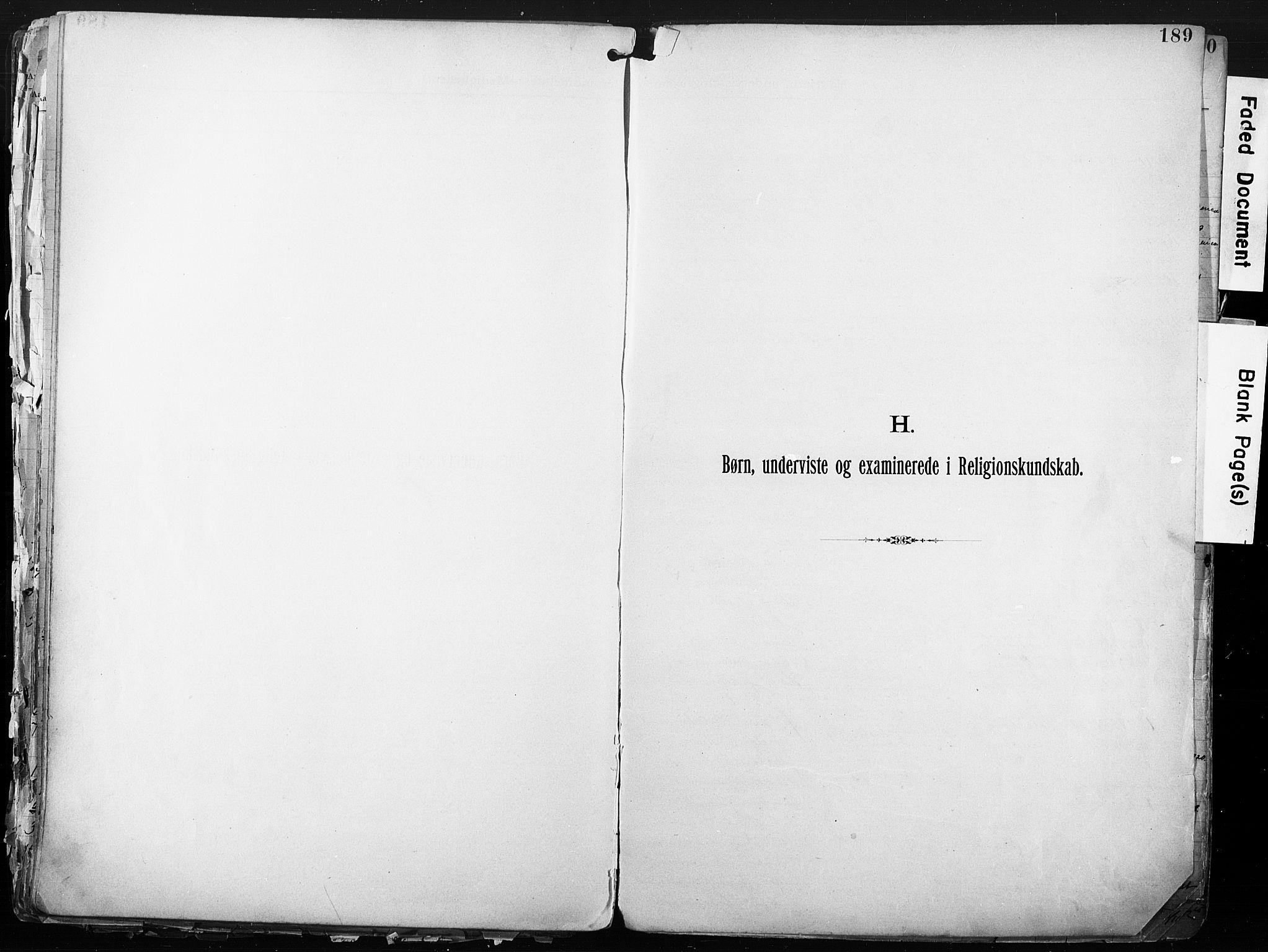 SAO, Sarpsborg metodistkirke, A/L0004: Dissenterprotokoll nr. 4, 1892-1923, s. 189