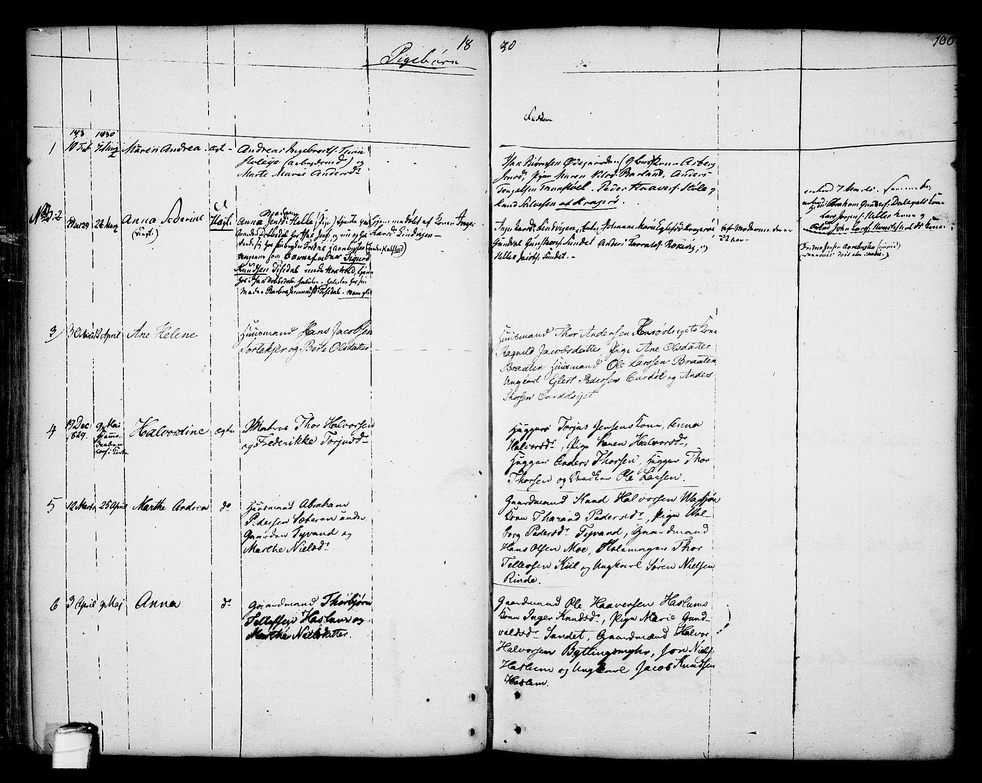 SAKO, Kragerø kirkebøker, F/Fa/L0002: Ministerialbok nr. 2, 1767-1802, s. 100