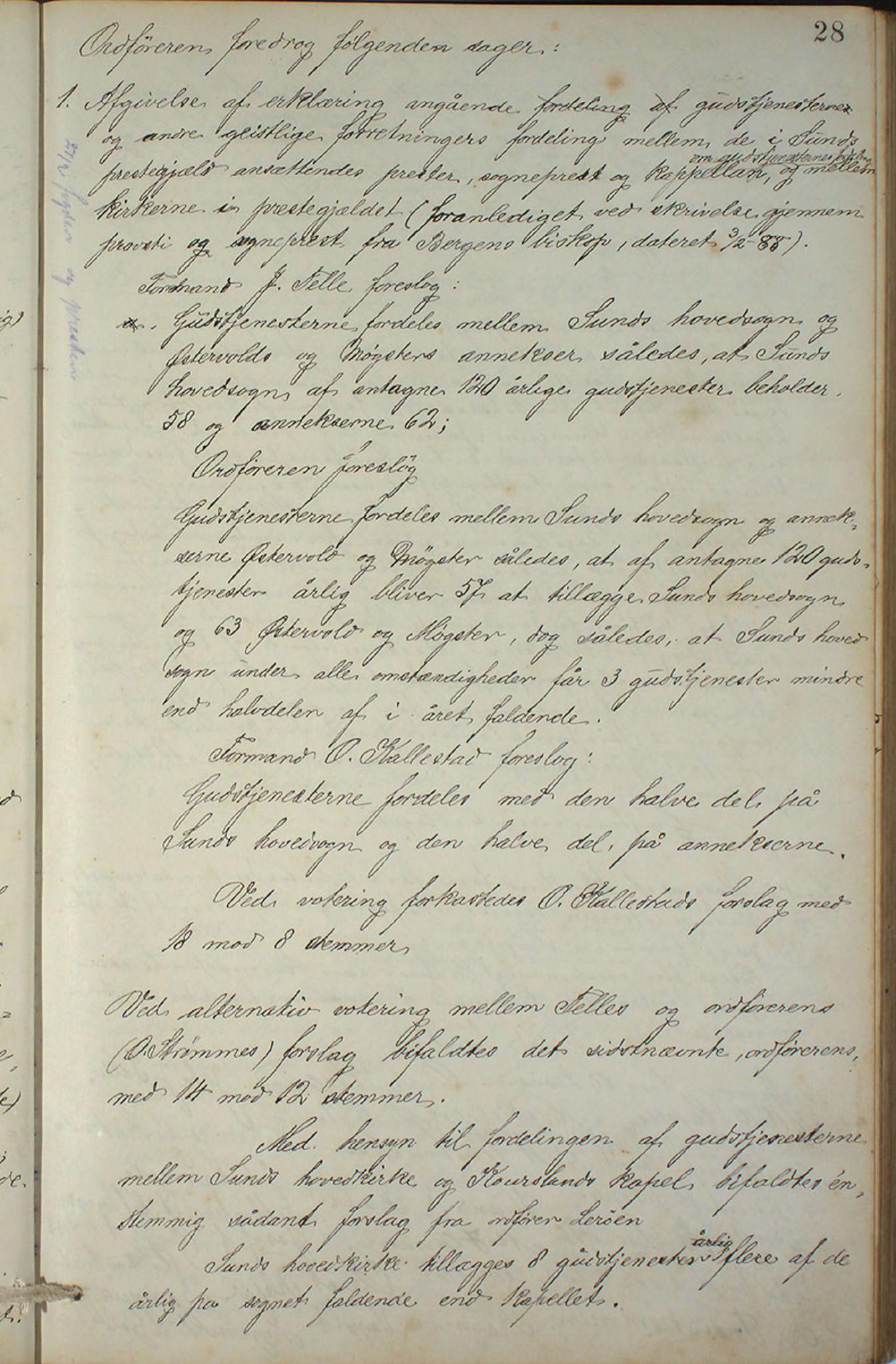 IKAH, Austevoll kommune. Formannskapet, A/Aa/L0001: Østervolds Herredsforhandlings-protokoll, 1886-1900, s. 56