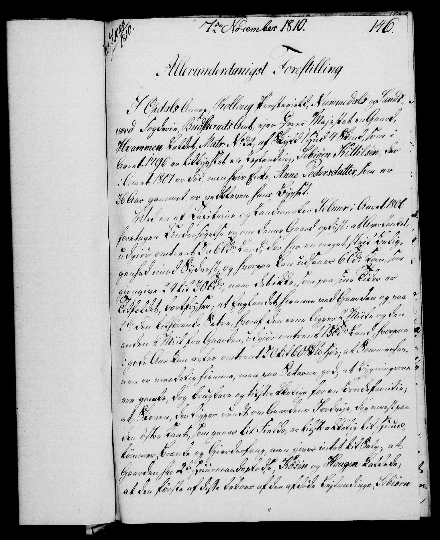 RA, Rentekammeret, Kammerkanselliet, G/Gf/Gfa/L0092: Norsk relasjons- og resolusjonsprotokoll (merket RK 52.92), 1810, s. 562