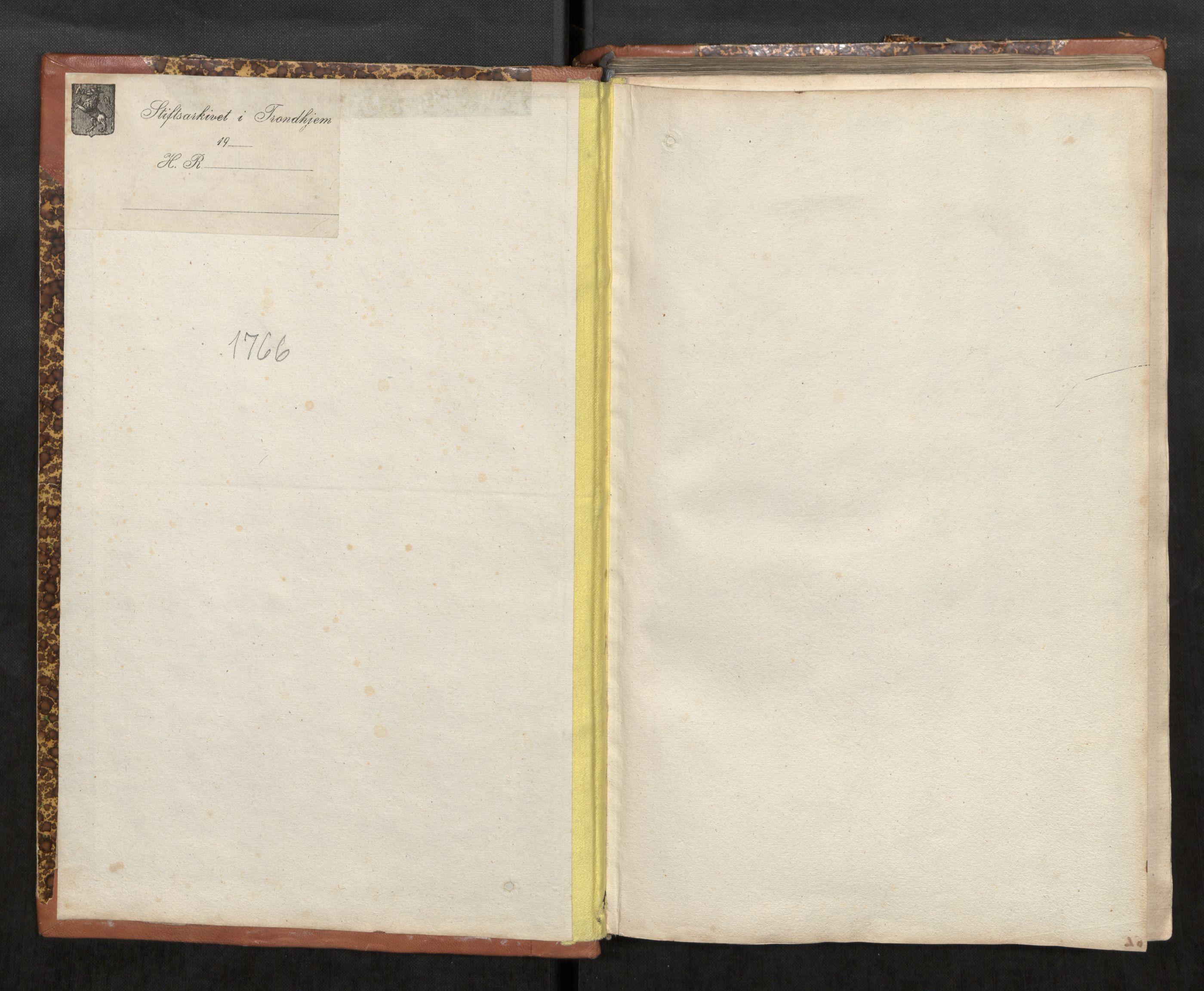 SAT, Norges Brannkasse Trondheim magistrat, Fa/L0001: Branntakstprotokoll K3, 1766