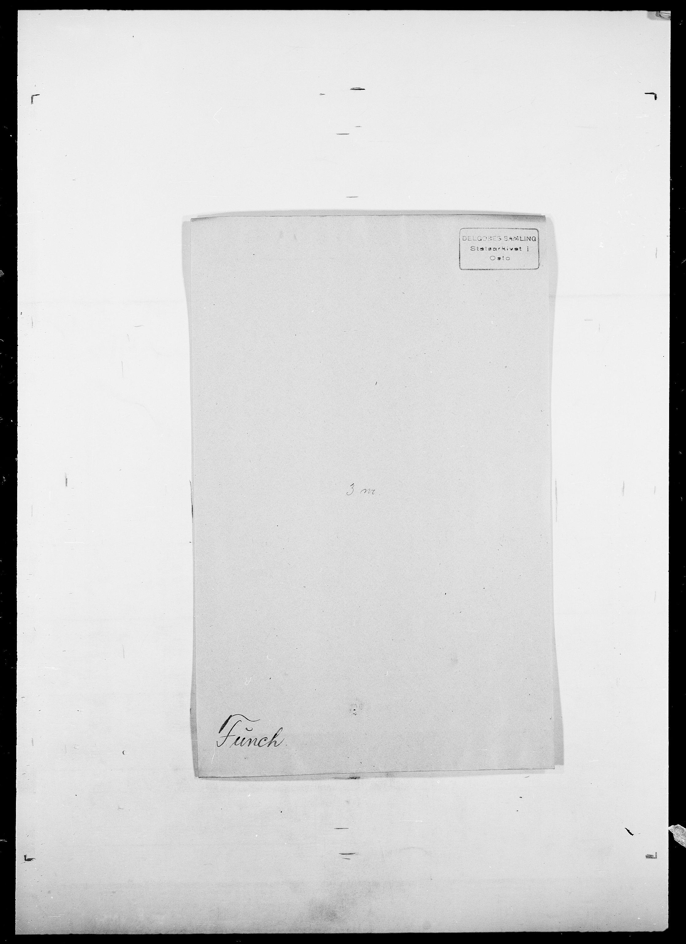 SAO, Delgobe, Charles Antoine - samling, D/Da/L0013: Forbos - Geving, s. 198