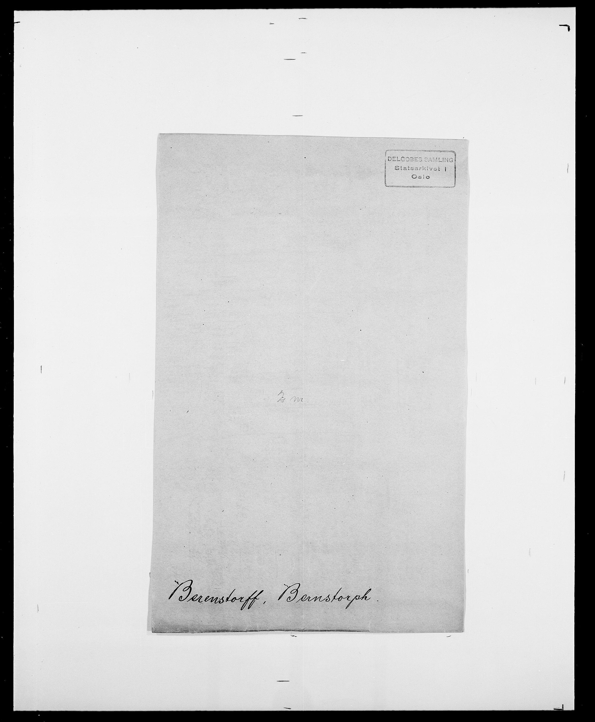 SAO, Delgobe, Charles Antoine - samling, D/Da/L0003: Barca - Bergen, s. 860