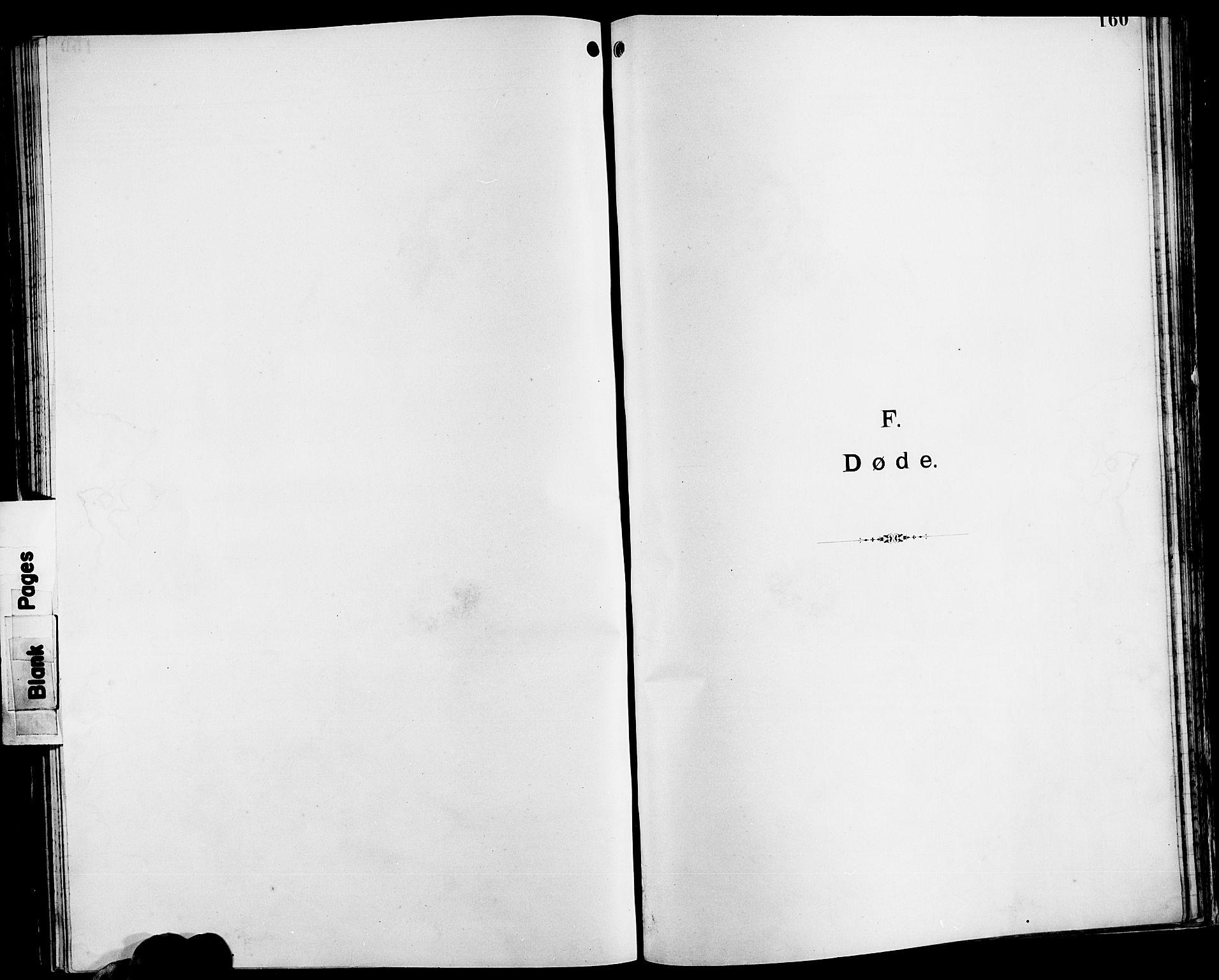SAST, Pa 0160 - Vennenes Samfunn, Stavanger, F/Fb/L0001: Dissenterprotokoll nr. 1, 1860-1897