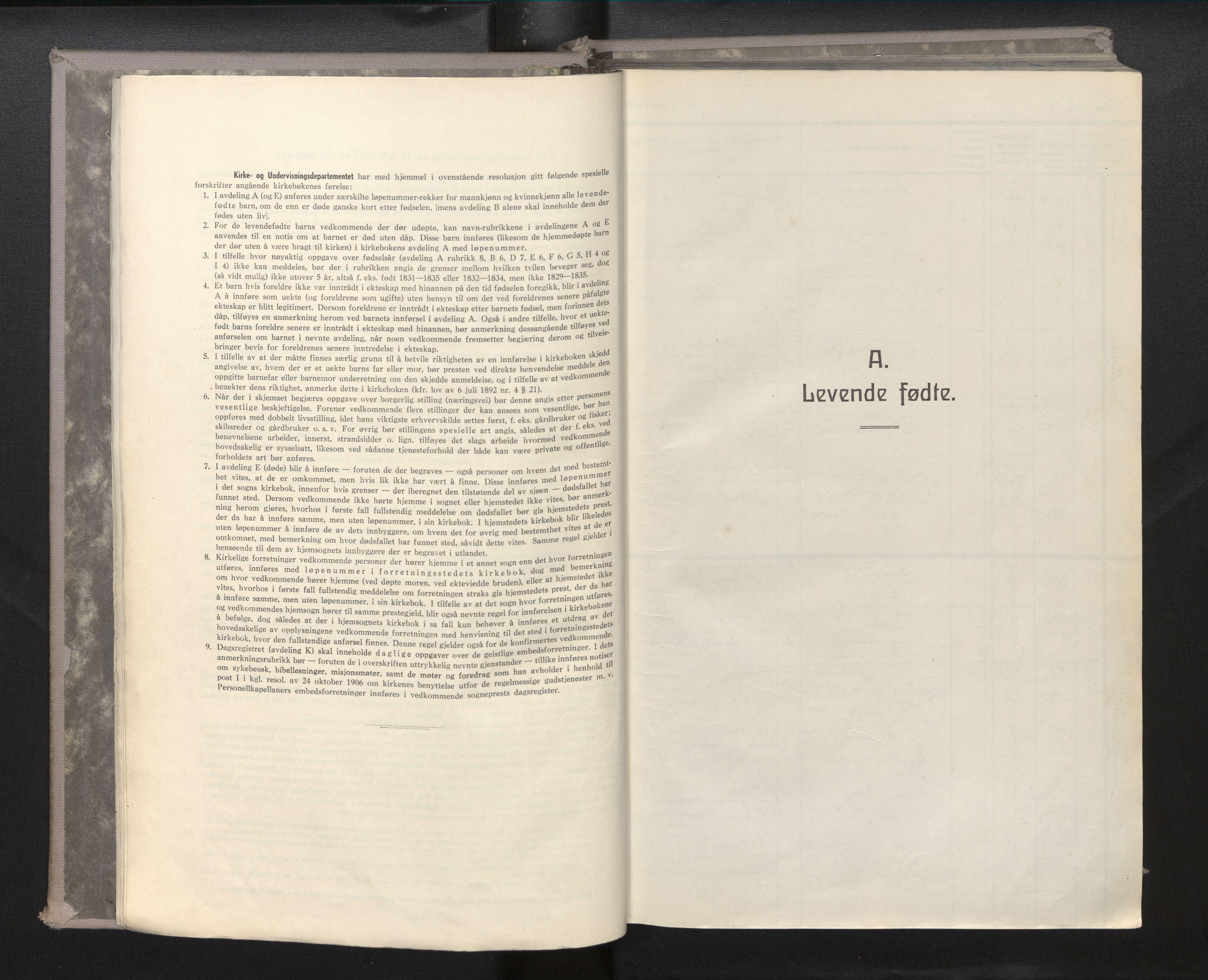 SAB, Den norske sjømannsmisjon i utlandet/New York, H/Ha/L0010: Ministerialbok nr. A 10, 1946-1960