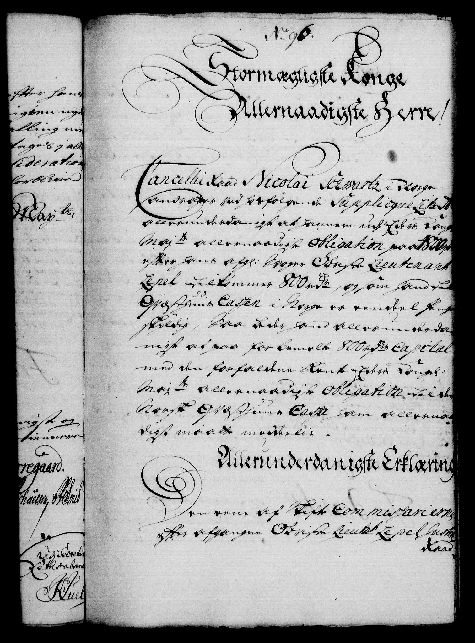 RA, Rentekammeret, Kammerkanselliet, G/Gf/Gfa/L0012: Norsk relasjons- og resolusjonsprotokoll (merket RK 52.12), 1729, s. 508