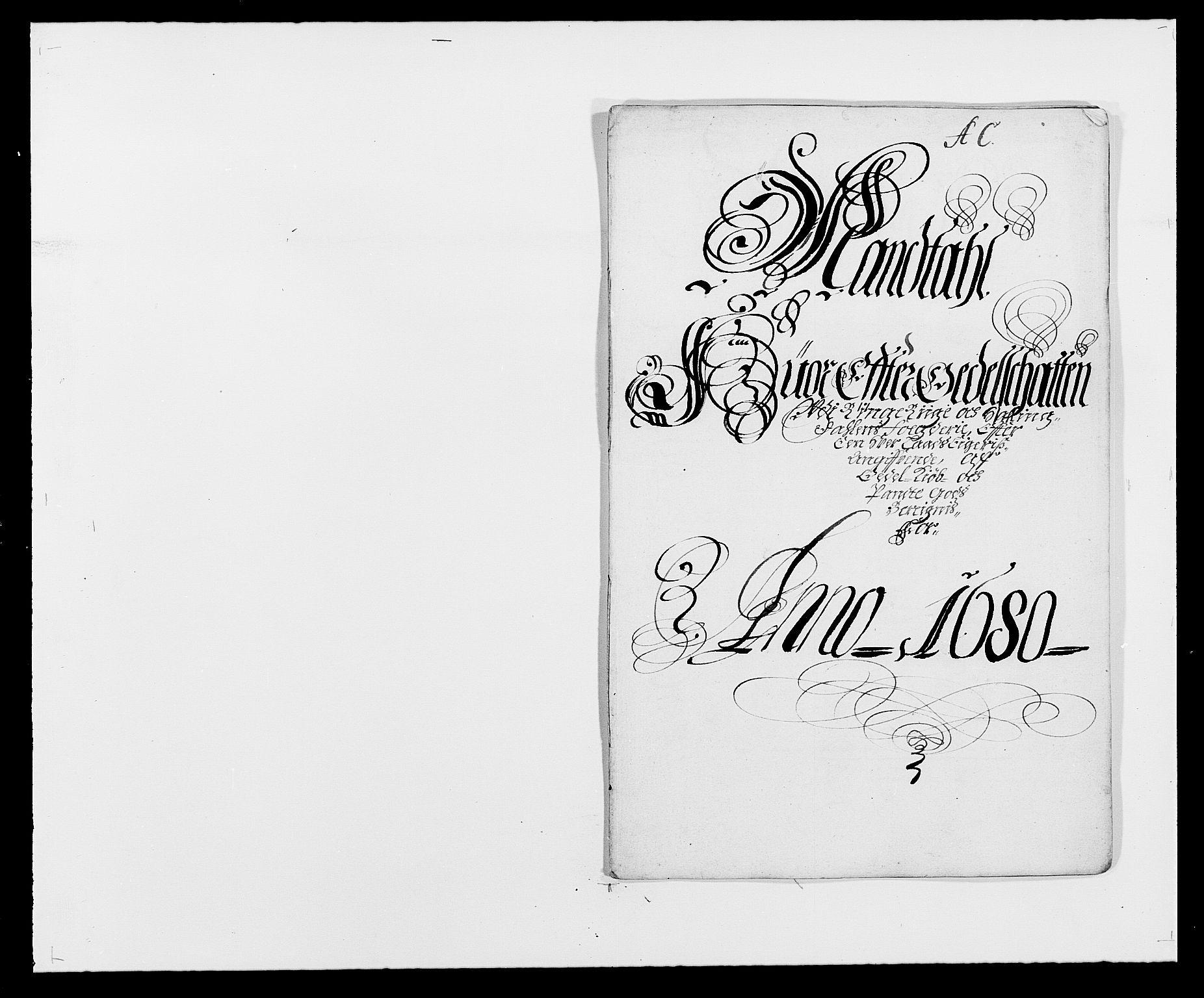 RA, Rentekammeret inntil 1814, Reviderte regnskaper, Fogderegnskap, R21/L1444: Fogderegnskap Ringerike og Hallingdal, 1680-1681, s. 92