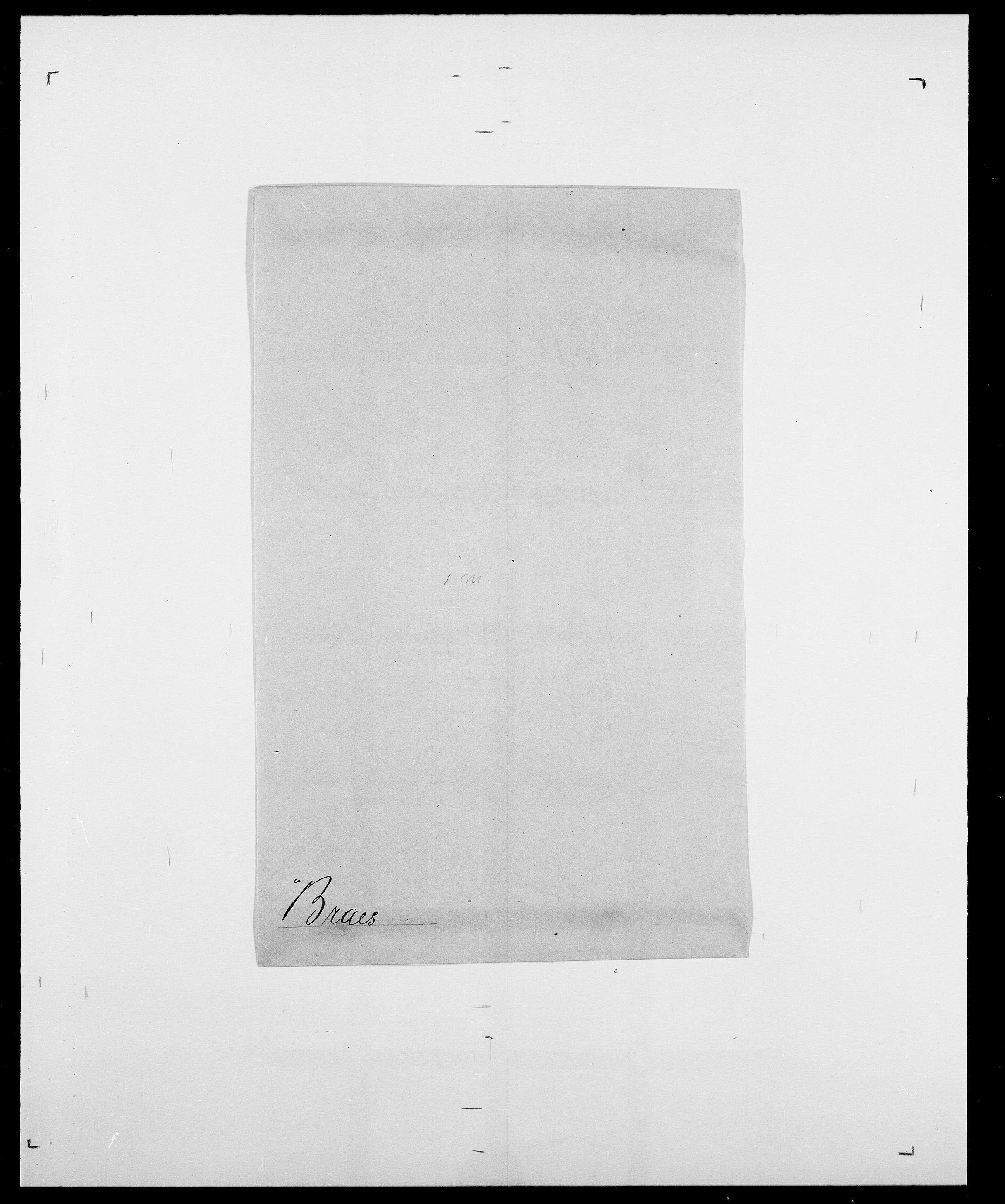 SAO, Delgobe, Charles Antoine - samling, D/Da/L0005: Boalth - Brahm, s. 450