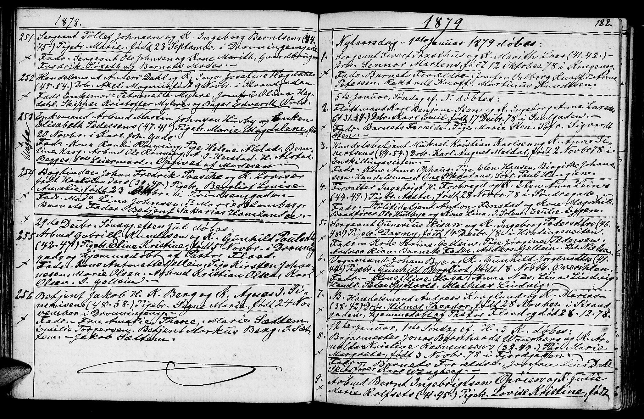 SAT, Ministerialprotokoller, klokkerbøker og fødselsregistre - Sør-Trøndelag, 602/L0142: Klokkerbok nr. 602C10, 1872-1894, s. 122