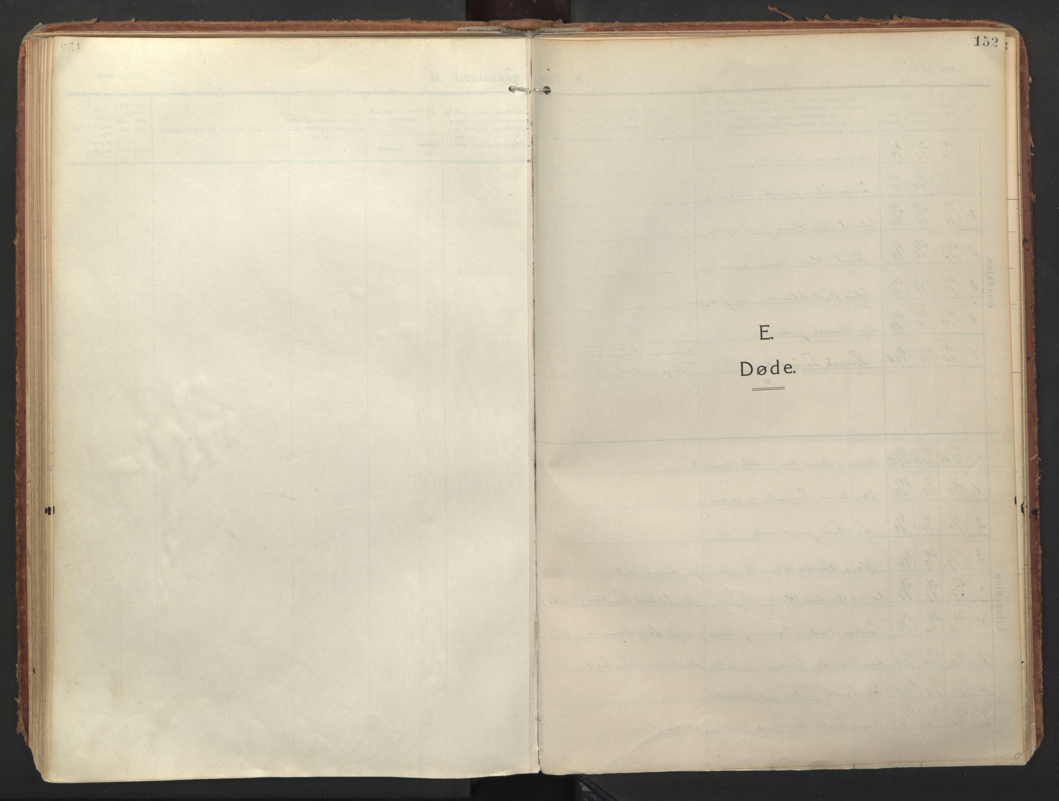 SATØ, Balsfjord sokneprestembete, Ministerialbok nr. 8, 1910-1927, s. 152