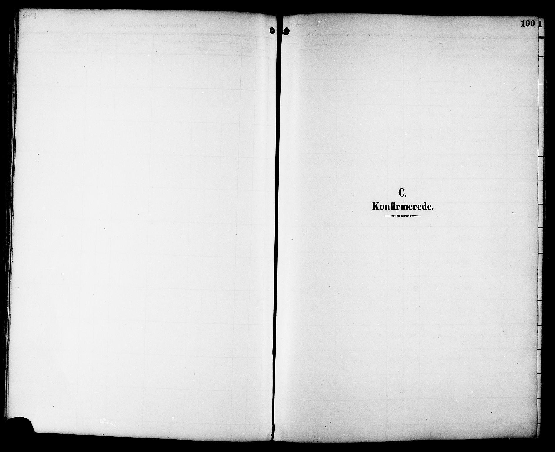 SAT, Ministerialprotokoller, klokkerbøker og fødselsregistre - Sør-Trøndelag, 659/L0746: Klokkerbok nr. 659C03, 1893-1912, s. 190