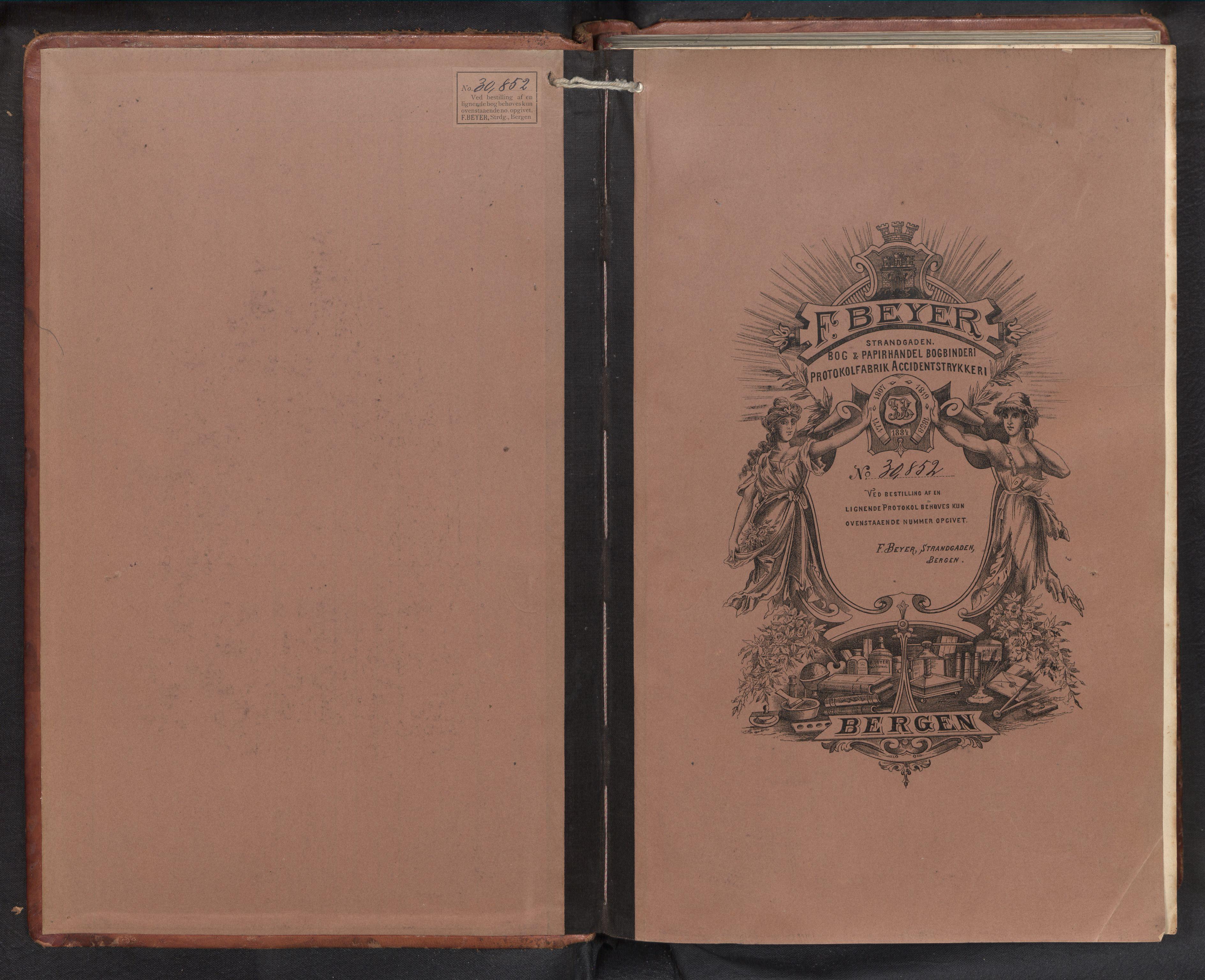 SAB, Askvoll sokneprestembete, H/Hab/Habb/L0002: Klokkerbok nr. B 2, 1910-1947