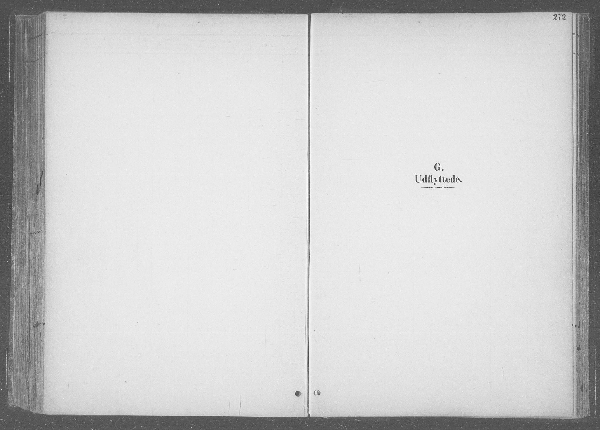 SAT, Ministerialprotokoller, klokkerbøker og fødselsregistre - Sør-Trøndelag, 601/L0064: Ministerialbok nr. 601A31, 1891-1911, s. 272