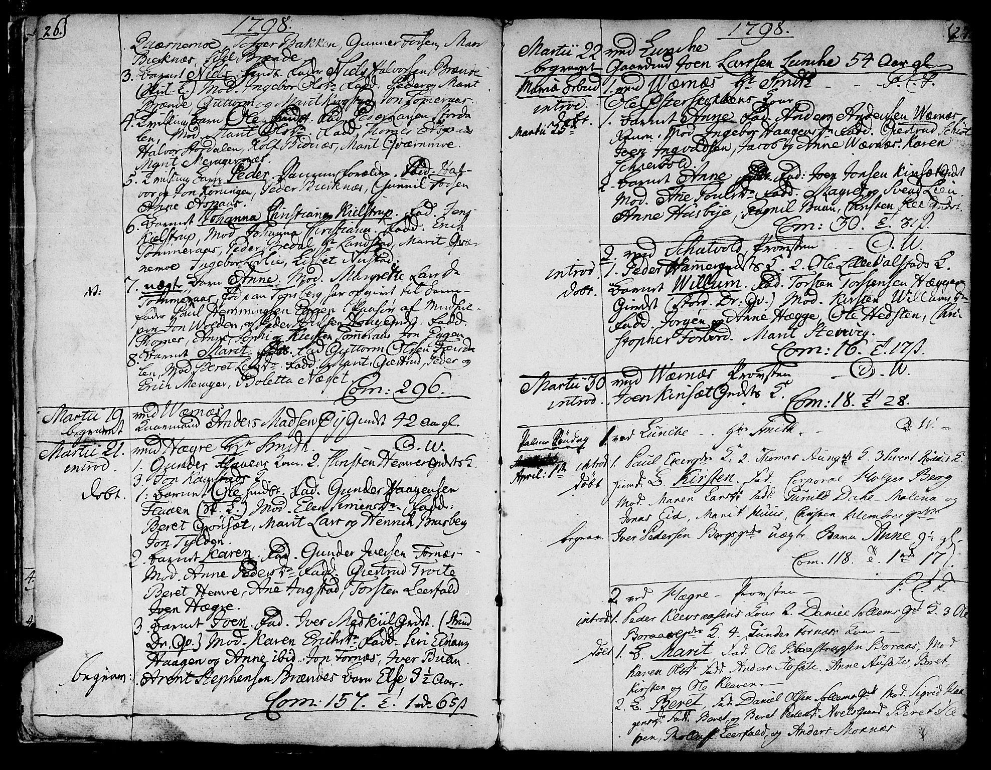 SAT, Ministerialprotokoller, klokkerbøker og fødselsregistre - Nord-Trøndelag, 709/L0060: Ministerialbok nr. 709A07, 1797-1815, s. 26-27
