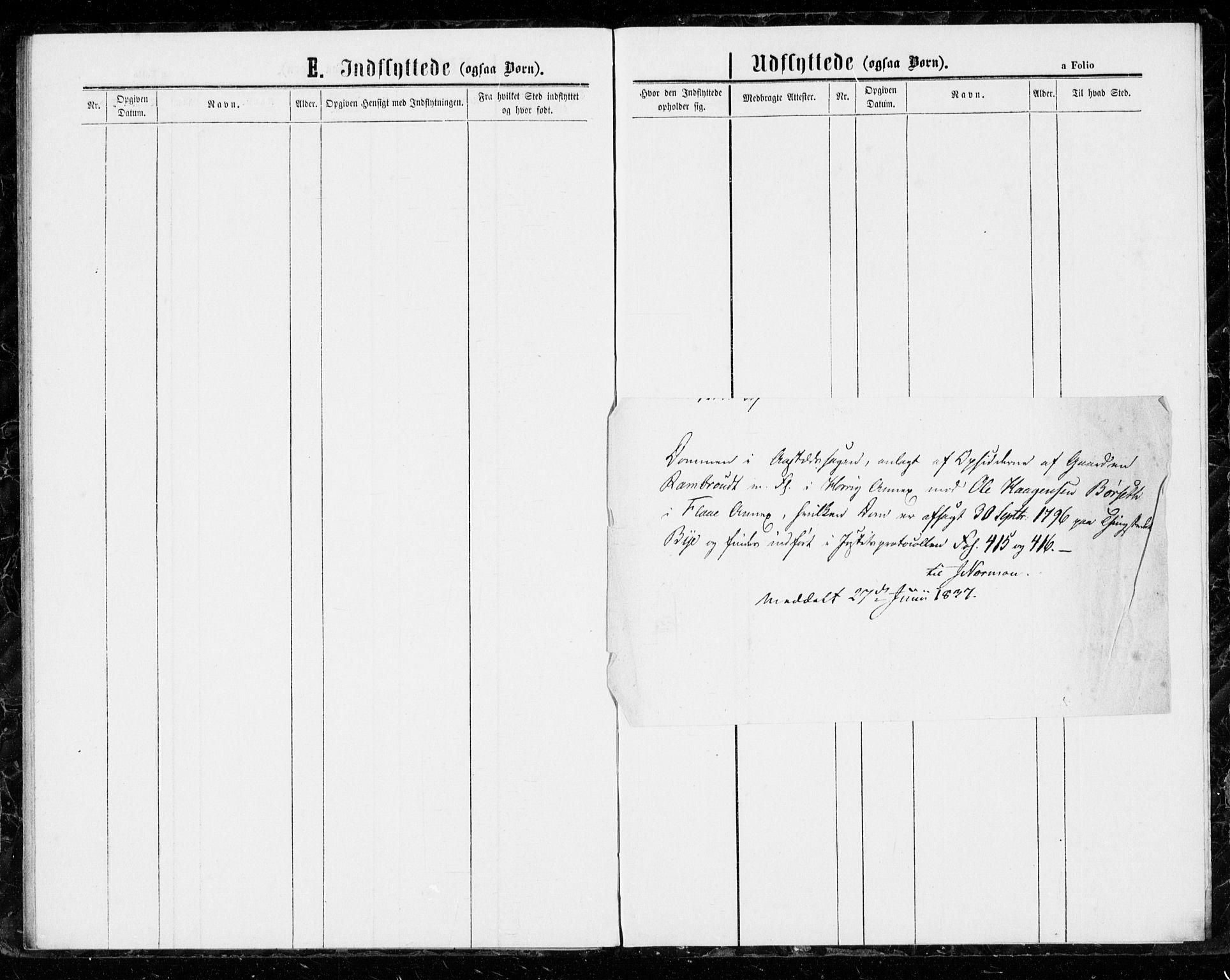SAT, Ministerialprotokoller, klokkerbøker og fødselsregistre - Sør-Trøndelag, 602/L0116: Ministerialbok nr. 602A14, 1865-1879