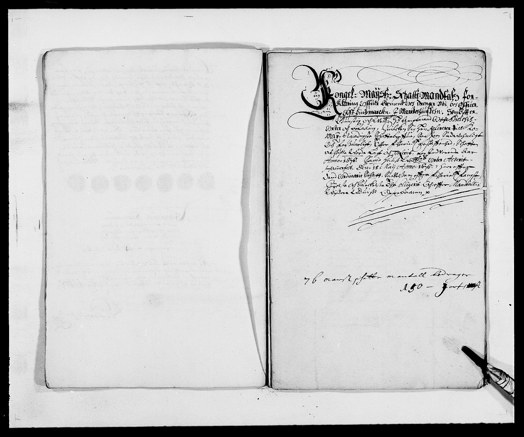 RA, Rentekammeret inntil 1814, Reviderte regnskaper, Fogderegnskap, R69/L4849: Fogderegnskap Finnmark/Vardøhus, 1661-1679, s. 342