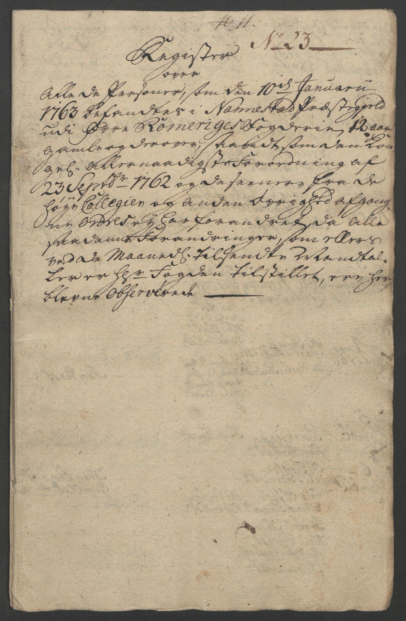 RA, Rentekammeret inntil 1814, Reviderte regnskaper, Fogderegnskap, R12/L0802: Ekstraskatten Øvre Romerike, 1762, s. 372