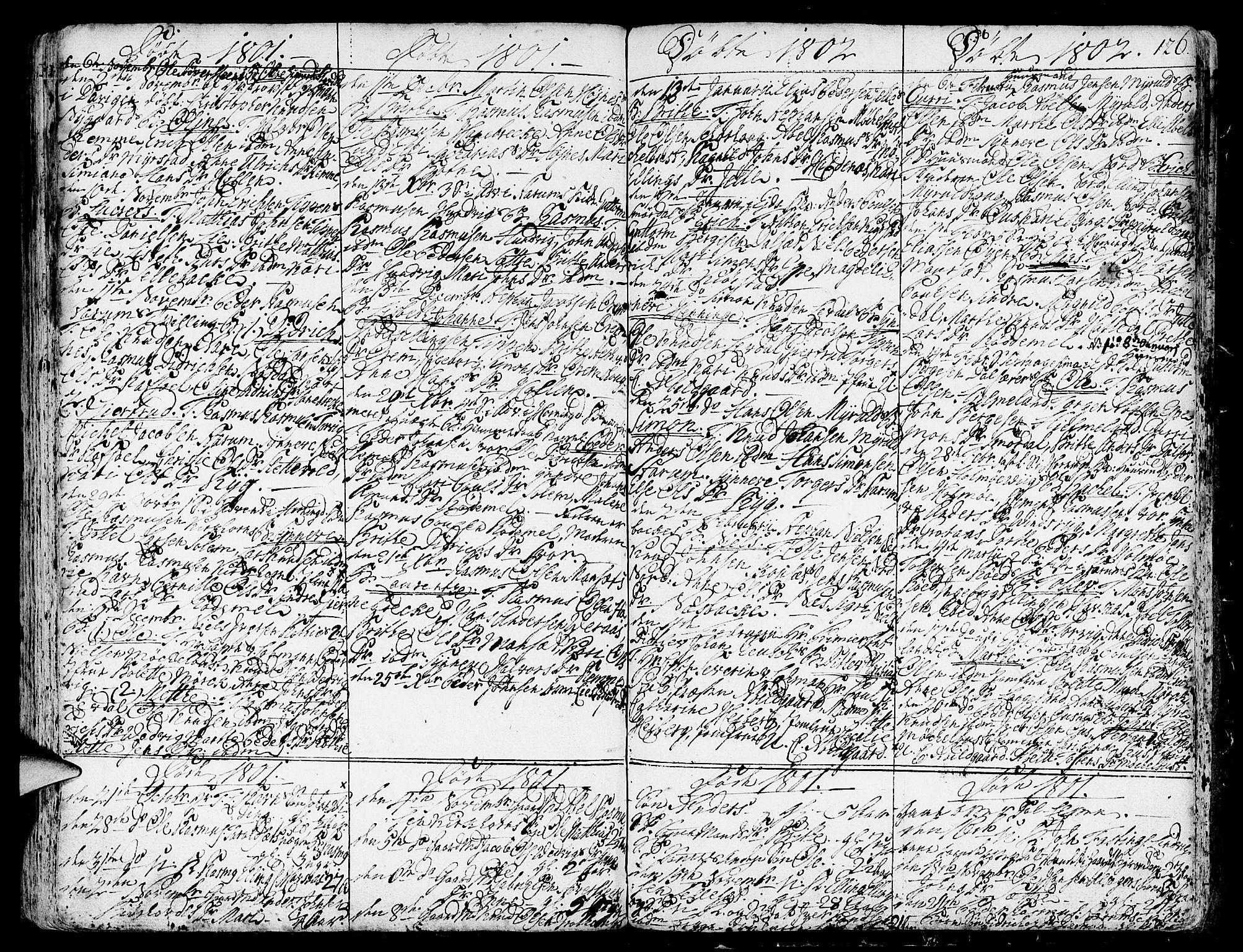 SAB, Eid Sokneprestembete, H/Haa: Ministerialbok nr. A 3, 1770-1805, s. 126