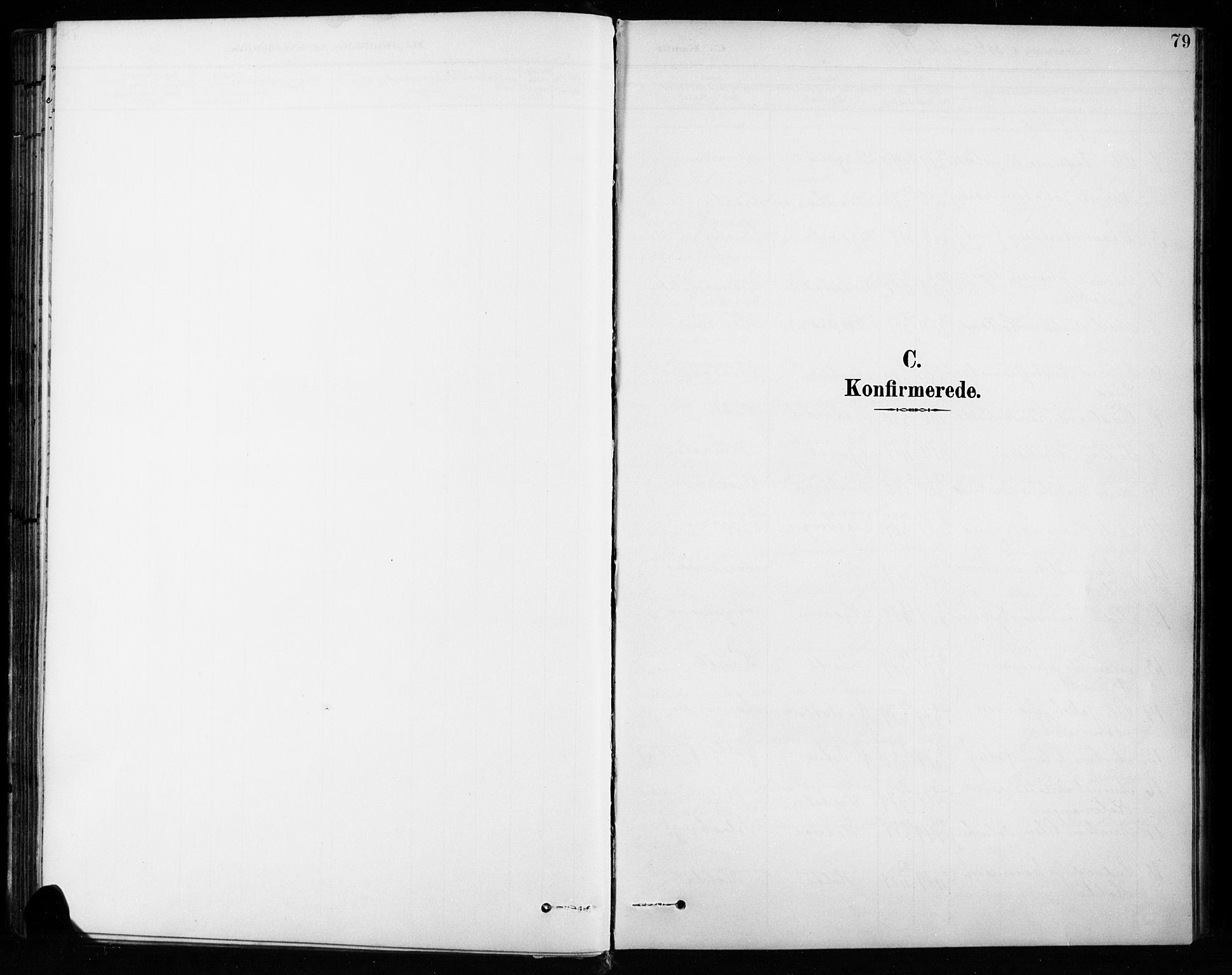 SAH, Vardal prestekontor, H/Ha/Hab/L0010: Klokkerbok nr. 10, 1895-1903, s. 79