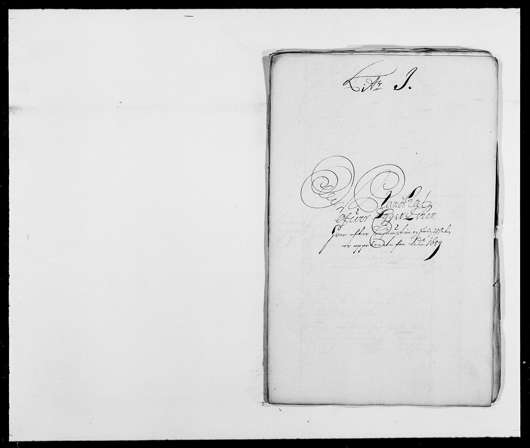 RA, Rentekammeret inntil 1814, Reviderte regnskaper, Fogderegnskap, R28/L1688: Fogderegnskap Eiker og Lier, 1687-1689, s. 432