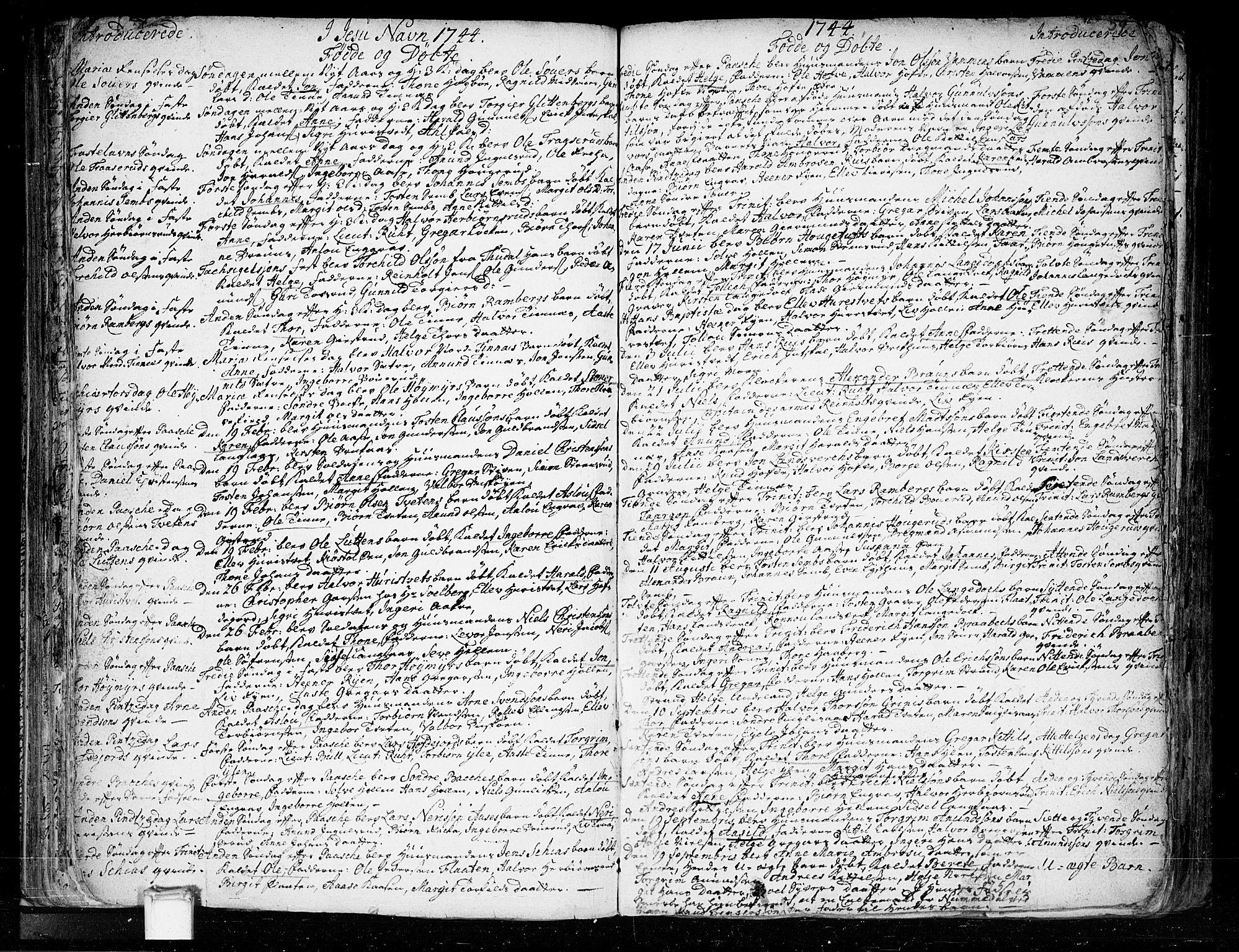 SAKO, Heddal kirkebøker, F/Fa/L0003: Ministerialbok nr. I 3, 1723-1783, s. 59
