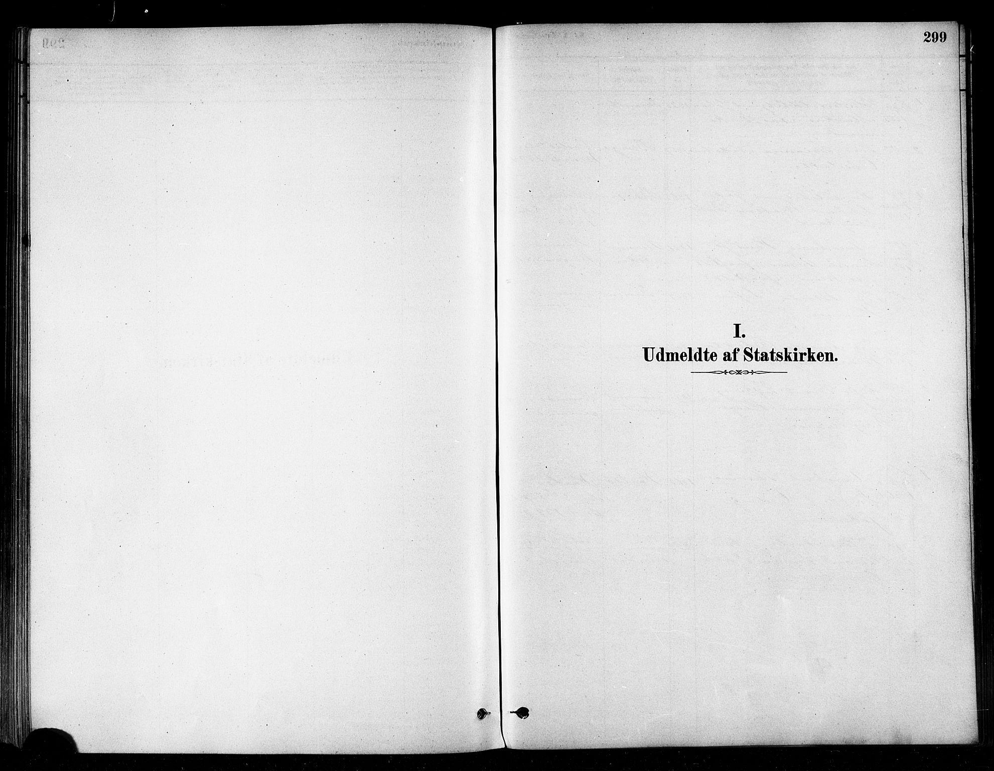 SATØ, Vardø sokneprestkontor, H/Ha/L0006kirke: Ministerialbok nr. 6, 1879-1886, s. 299