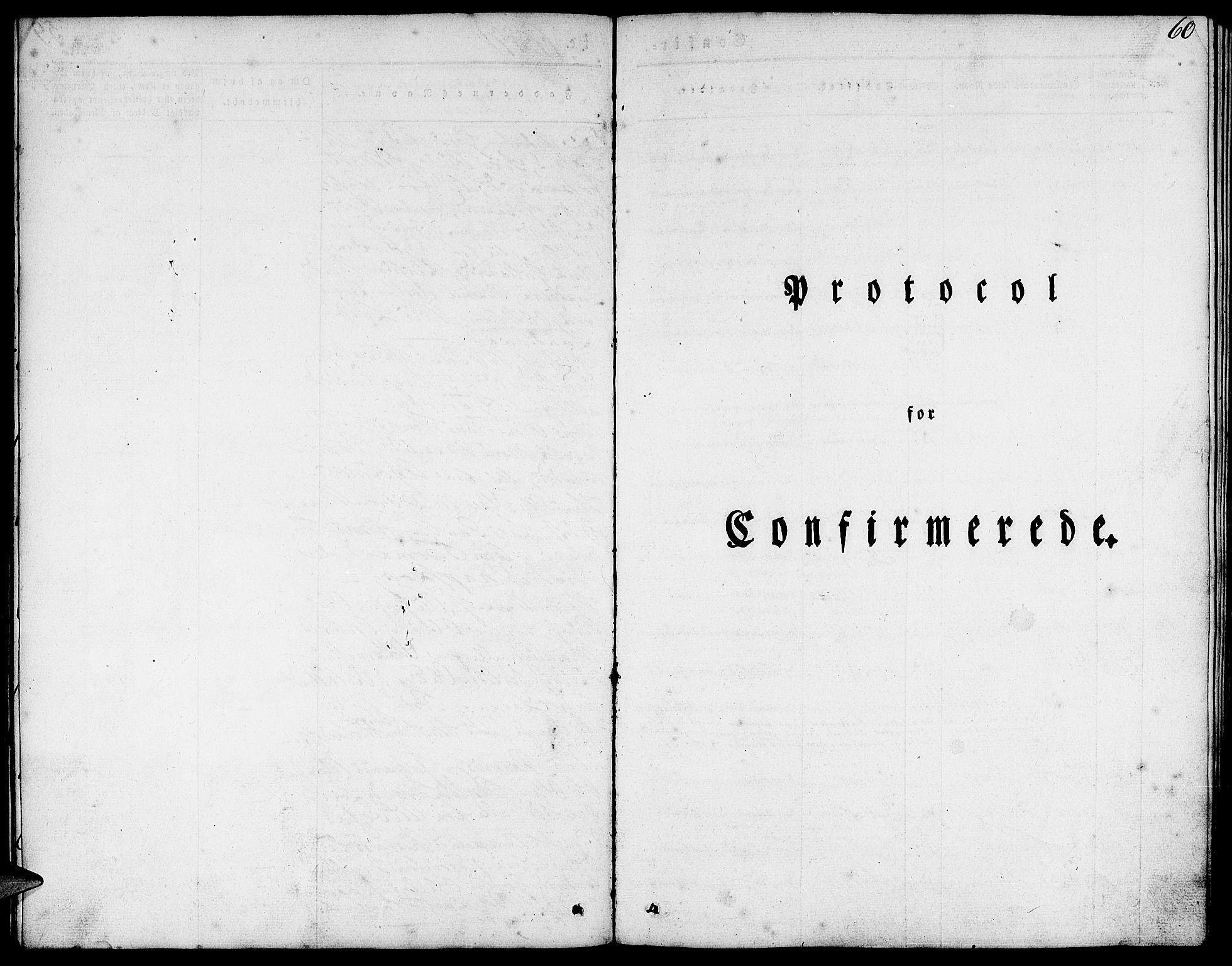 SAB, Fjell sokneprestembete, H/Haa: Ministerialbok nr. A 1, 1835-1850, s. 60