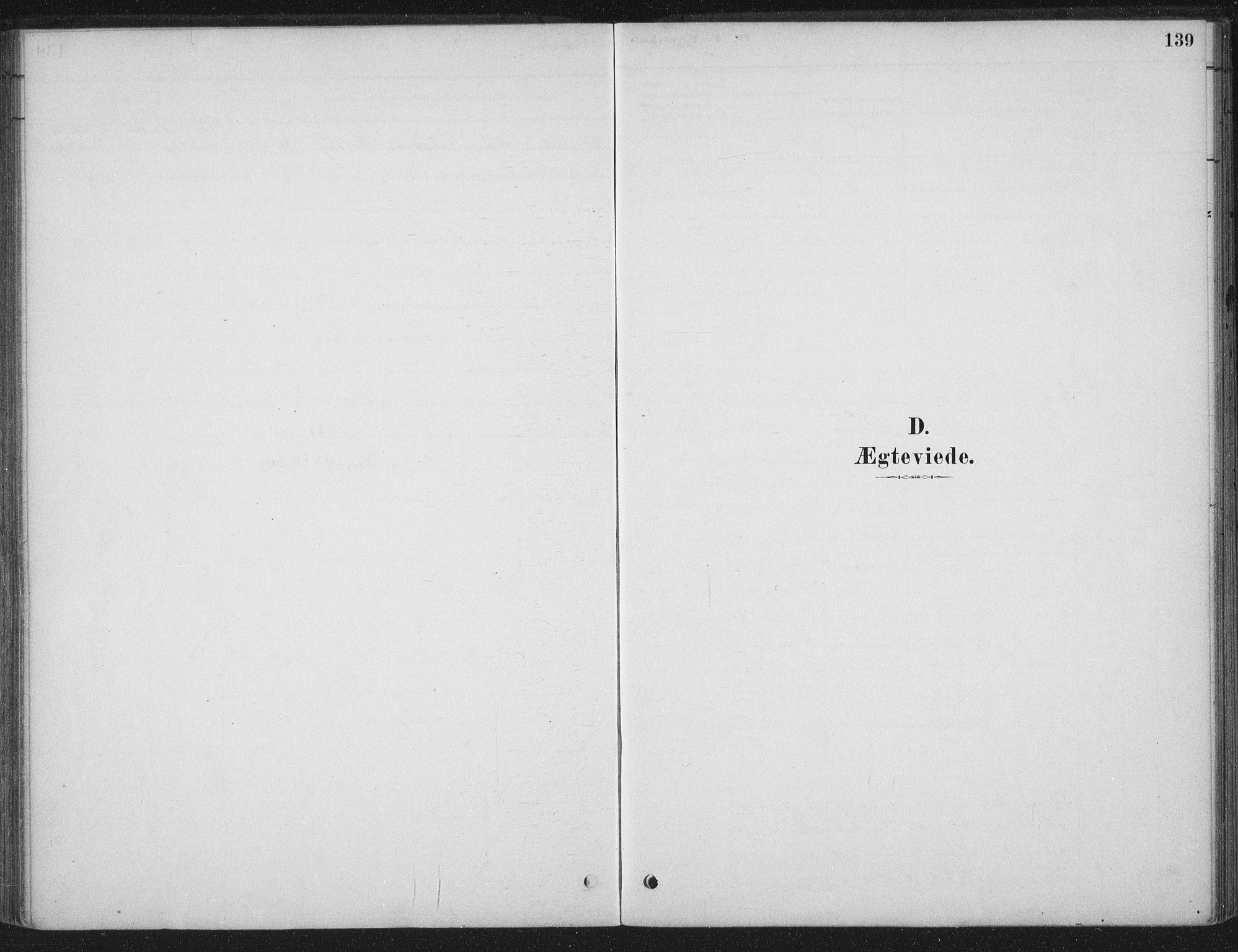 SAT, Ministerialprotokoller, klokkerbøker og fødselsregistre - Sør-Trøndelag, 662/L0755: Ministerialbok nr. 662A01, 1879-1905, s. 139