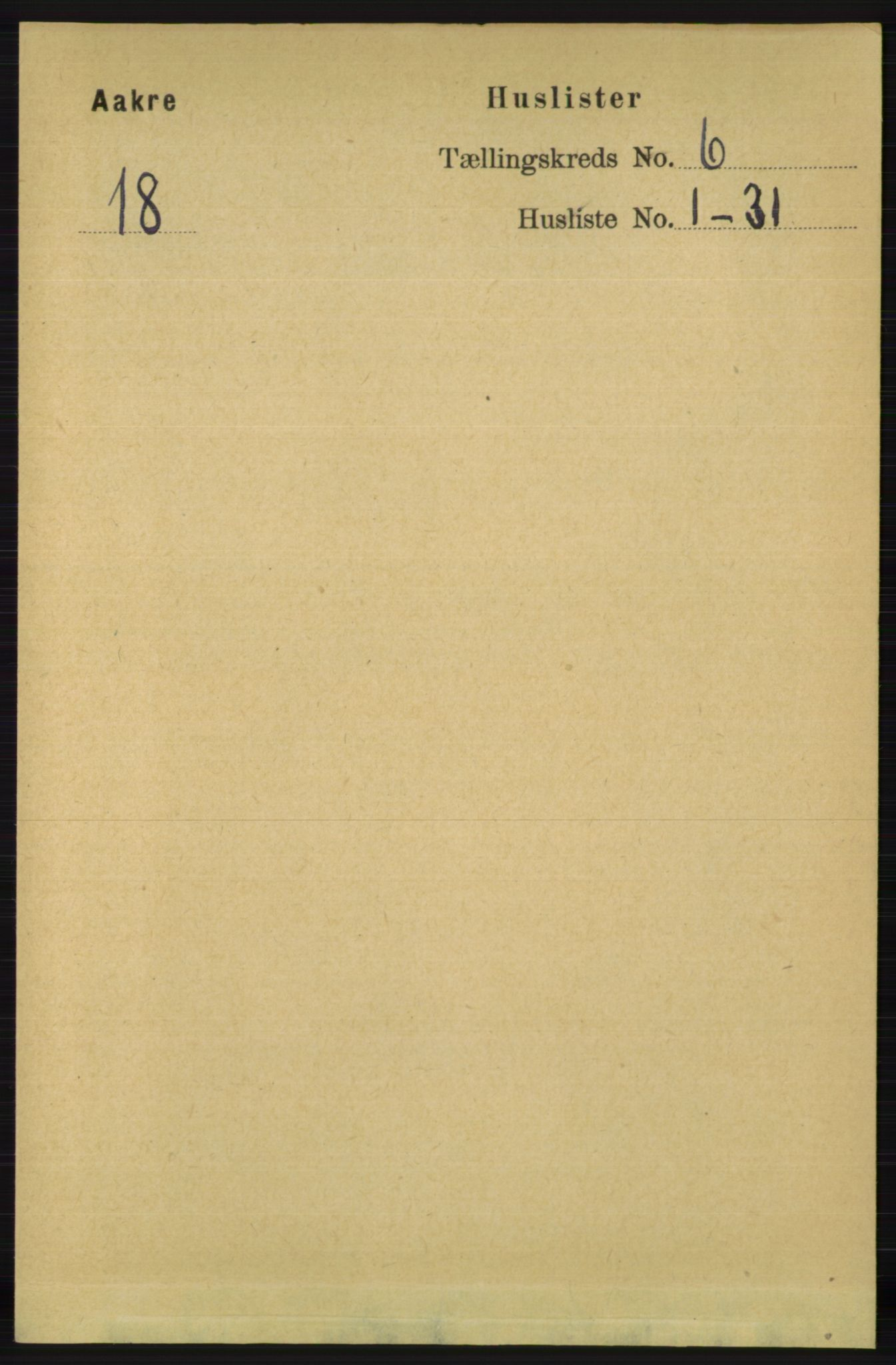 RA, Folketelling 1891 for 1150 Skudenes herred, 1891, s. 5558