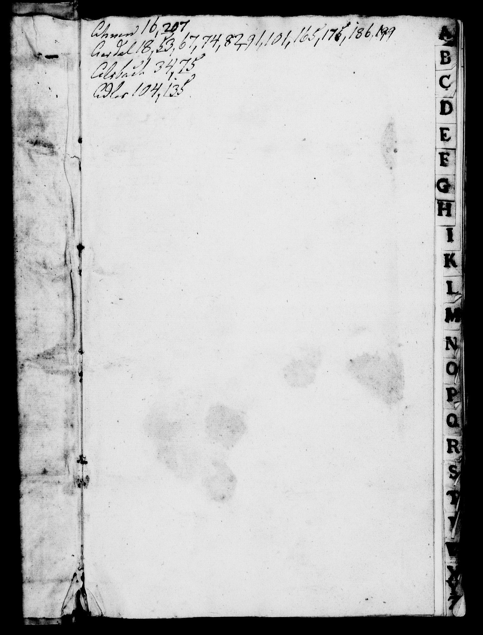 RA, Rentekammeret, Kammerkanselliet, G/Gf/Gfa/L0006: Norsk relasjons- og resolusjonsprotokoll (merket RK 52.6), 1723, s. 3