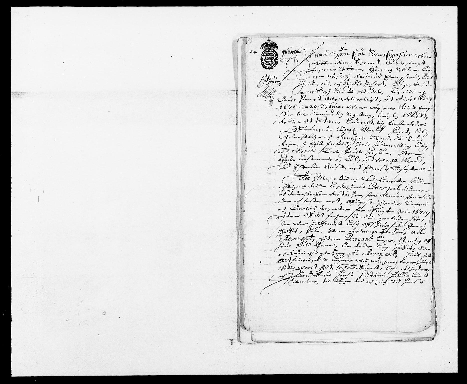 RA, Rentekammeret inntil 1814, Reviderte regnskaper, Fogderegnskap, R13/L0813: Fogderegnskap Solør, Odal og Østerdal, 1677, s. 174